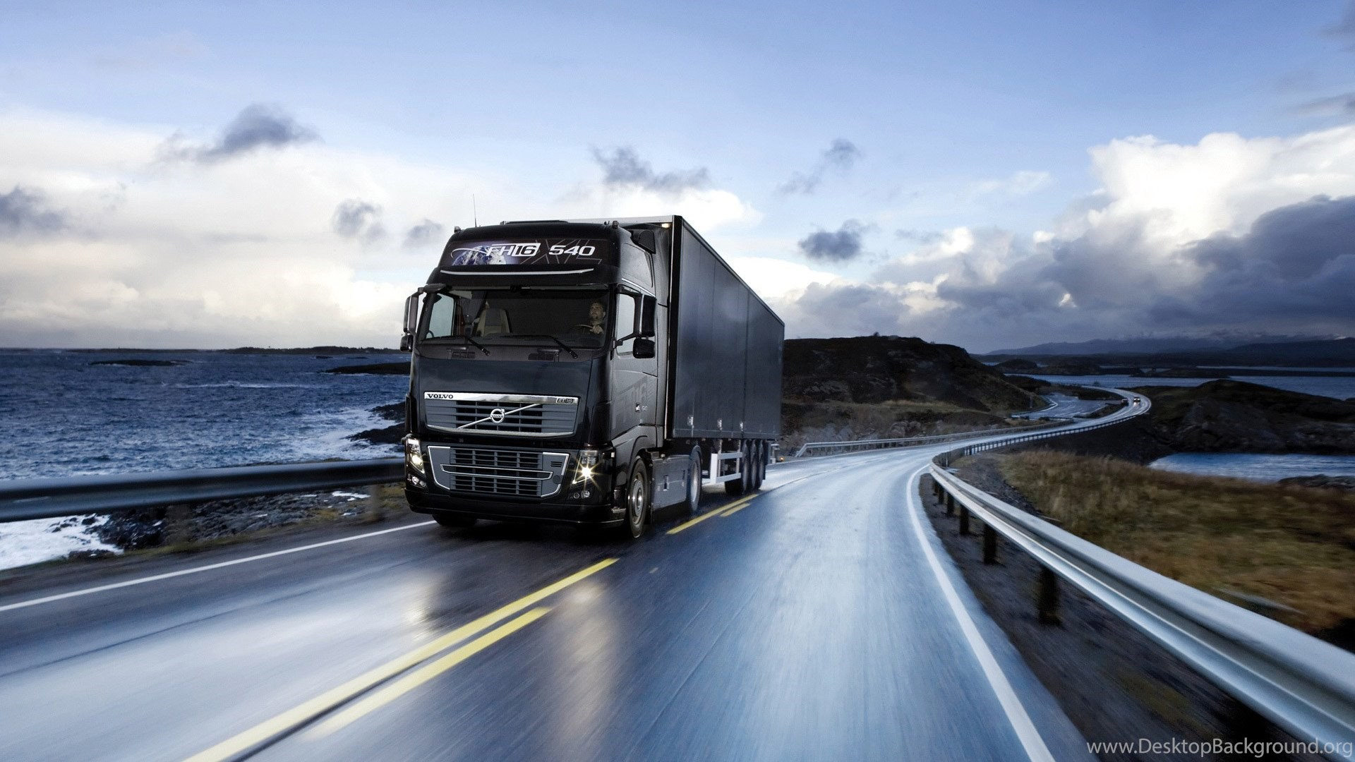 Volvo Truck Wallpapers Images Photos Pictures Pics Desktop
