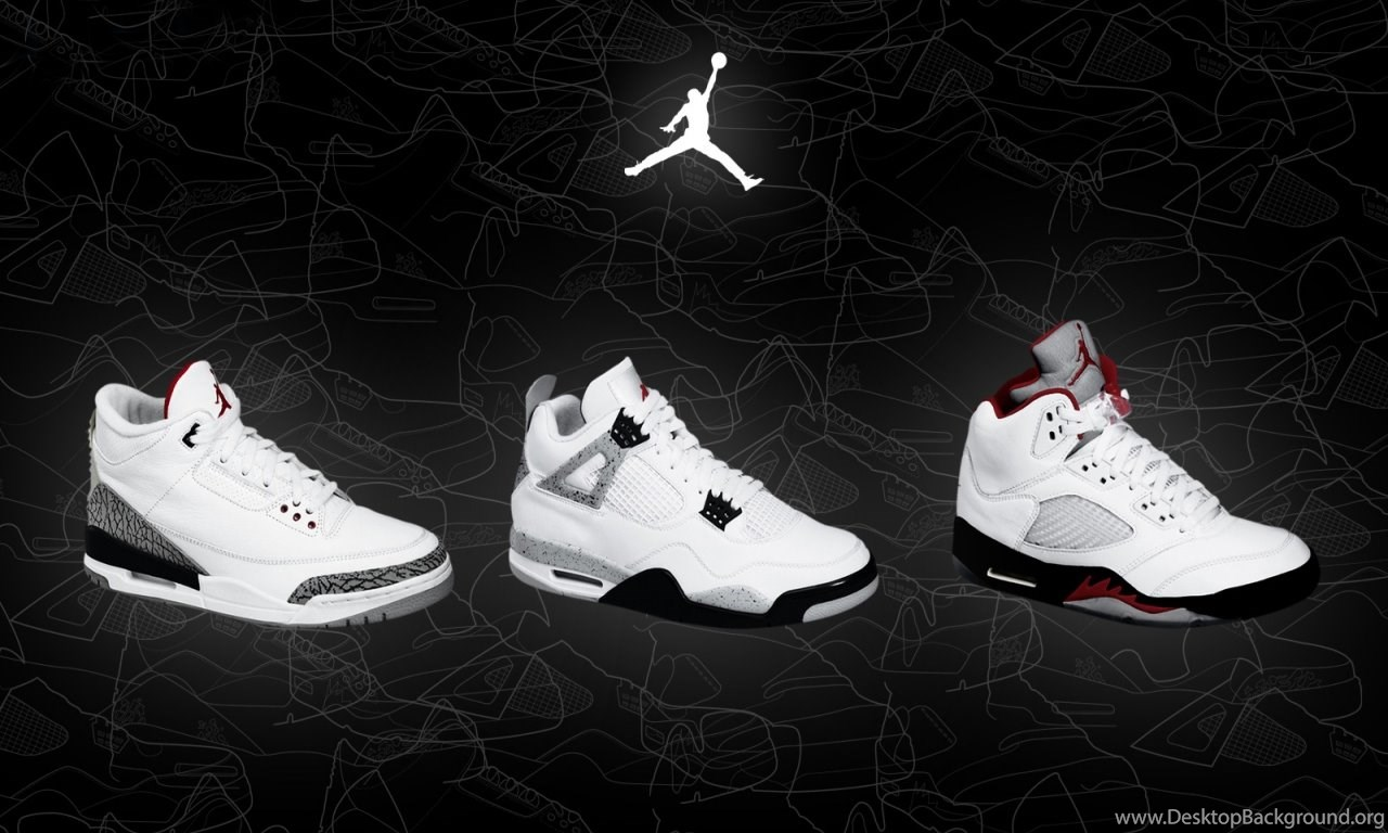 Nike Jordan Brand Shoes Wallpapers Hd Free Desktop Backgrounds