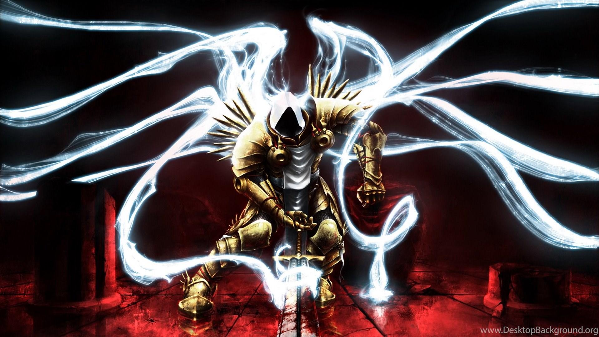 PC Game Wallpapers HD 1080P Video Games Diablo Iii Archangel