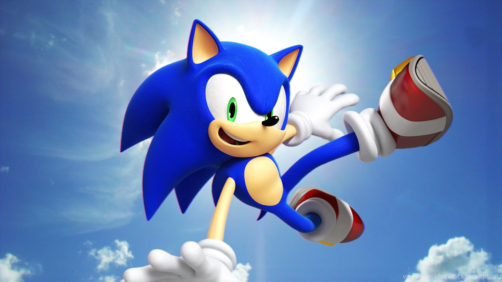 Cool Sonic The Hedgehog Wallpapers Bing Images Desktop Background