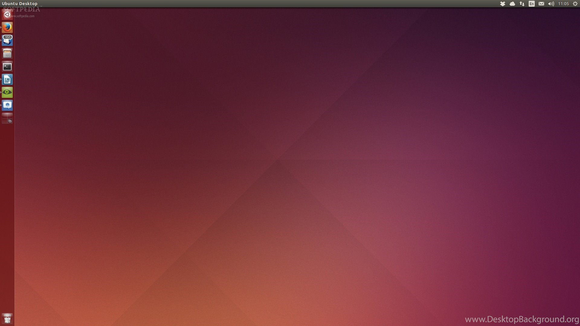 The New Ubuntu 1404 LTS Wallpapers Is Called Suru And Its