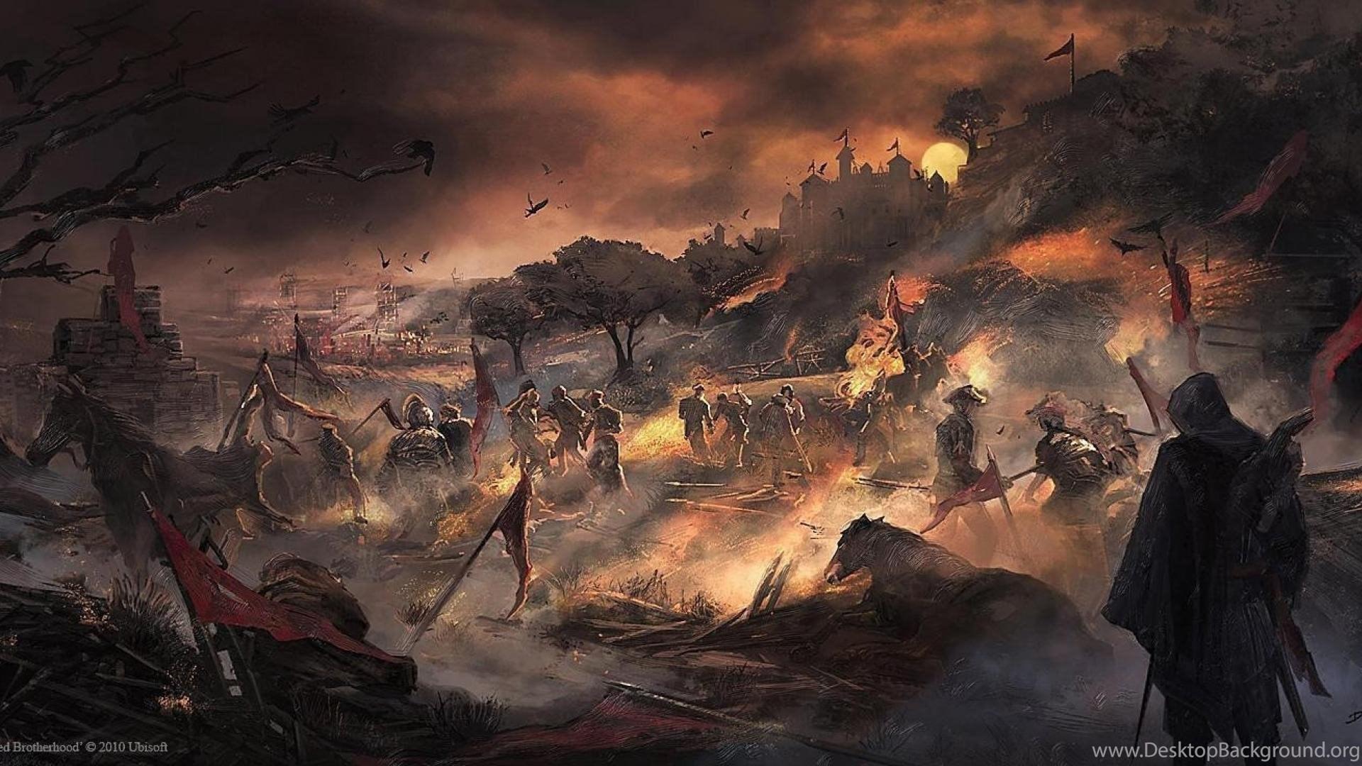 Concept Art Assassins Creed 3 Wallpapers Desktop Background