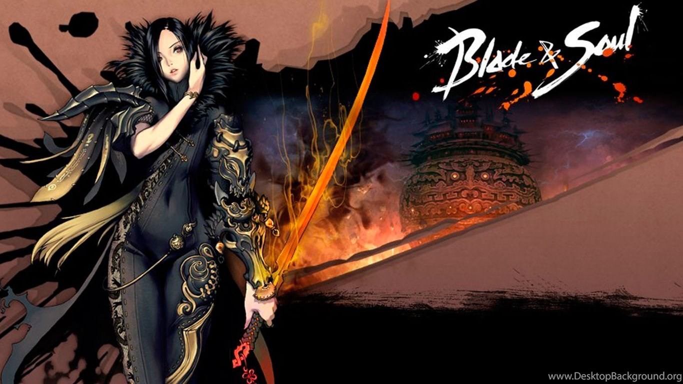 Blade And Soul Anime 6f Wallpapers Hd Desktop Background