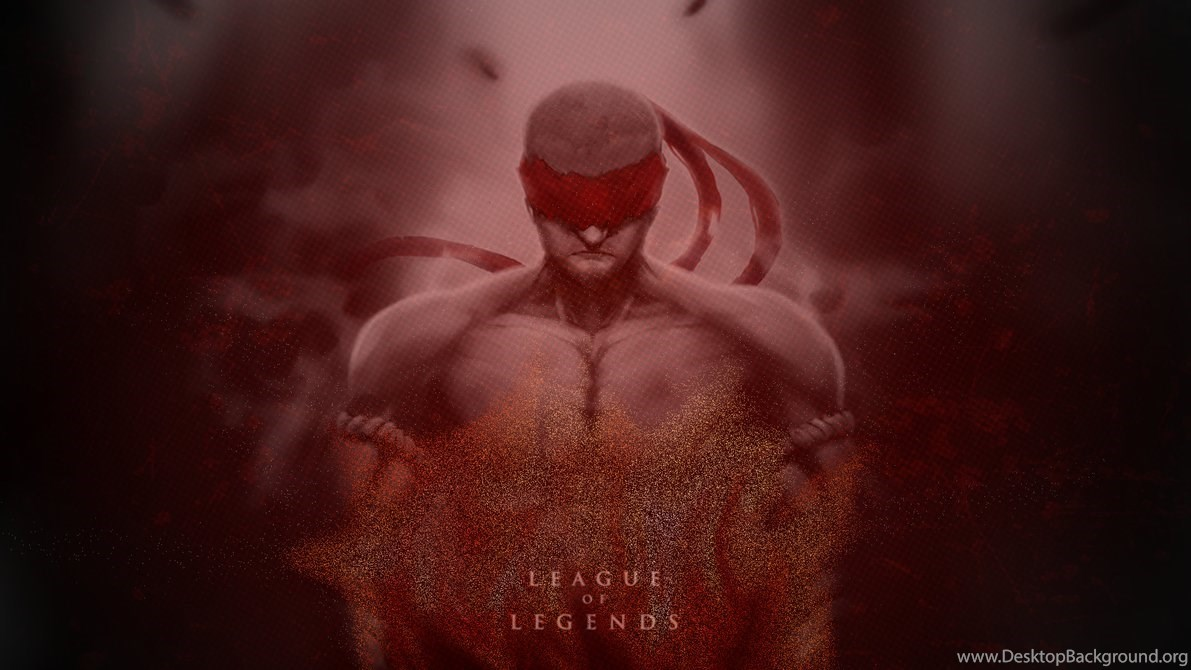 Muay Thai Lee Sin Wallpapers League Of Legends By Adayfon On