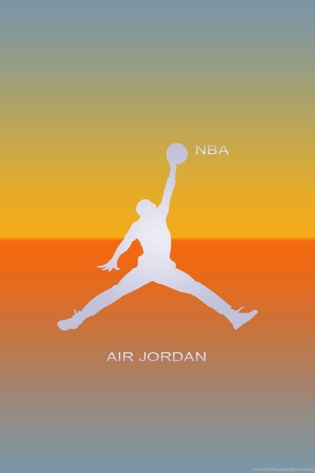 Jordan Logo Wallpapers Iphone 6 Images Desktop Background