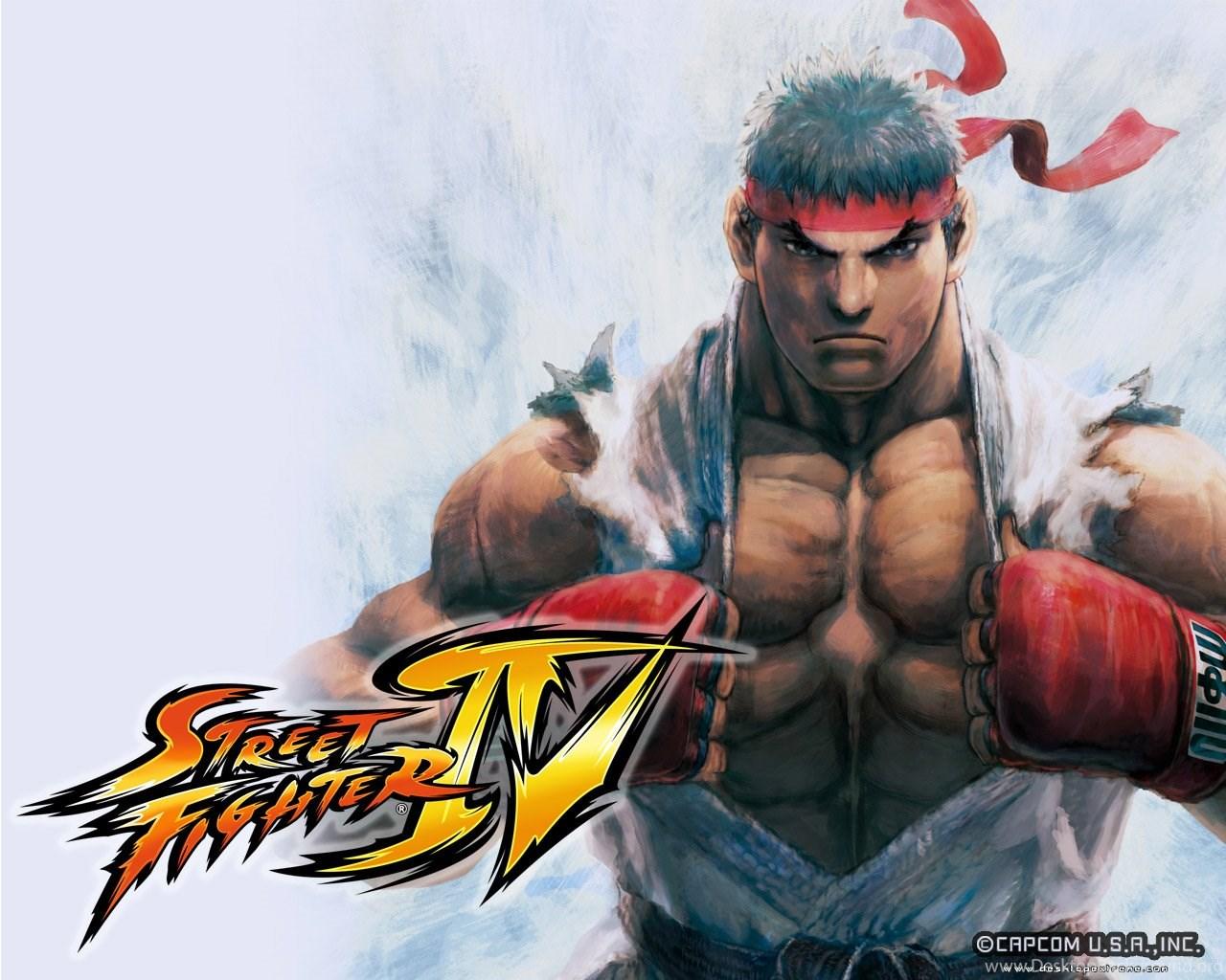 Ryu And Ken Wallpapers Street Fighter Hd Desktop Background