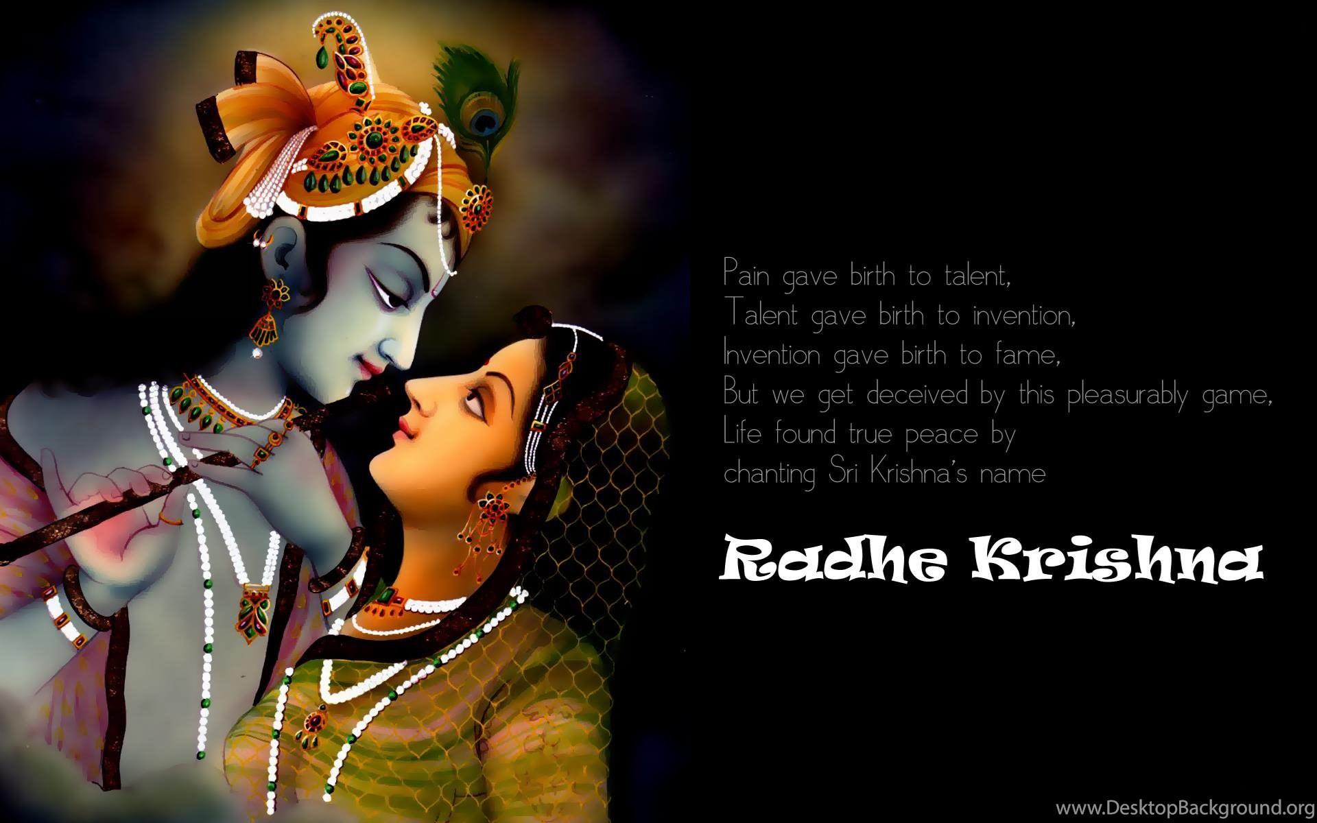 Lord Krishna Hd Wallpapers Download Desktop Background