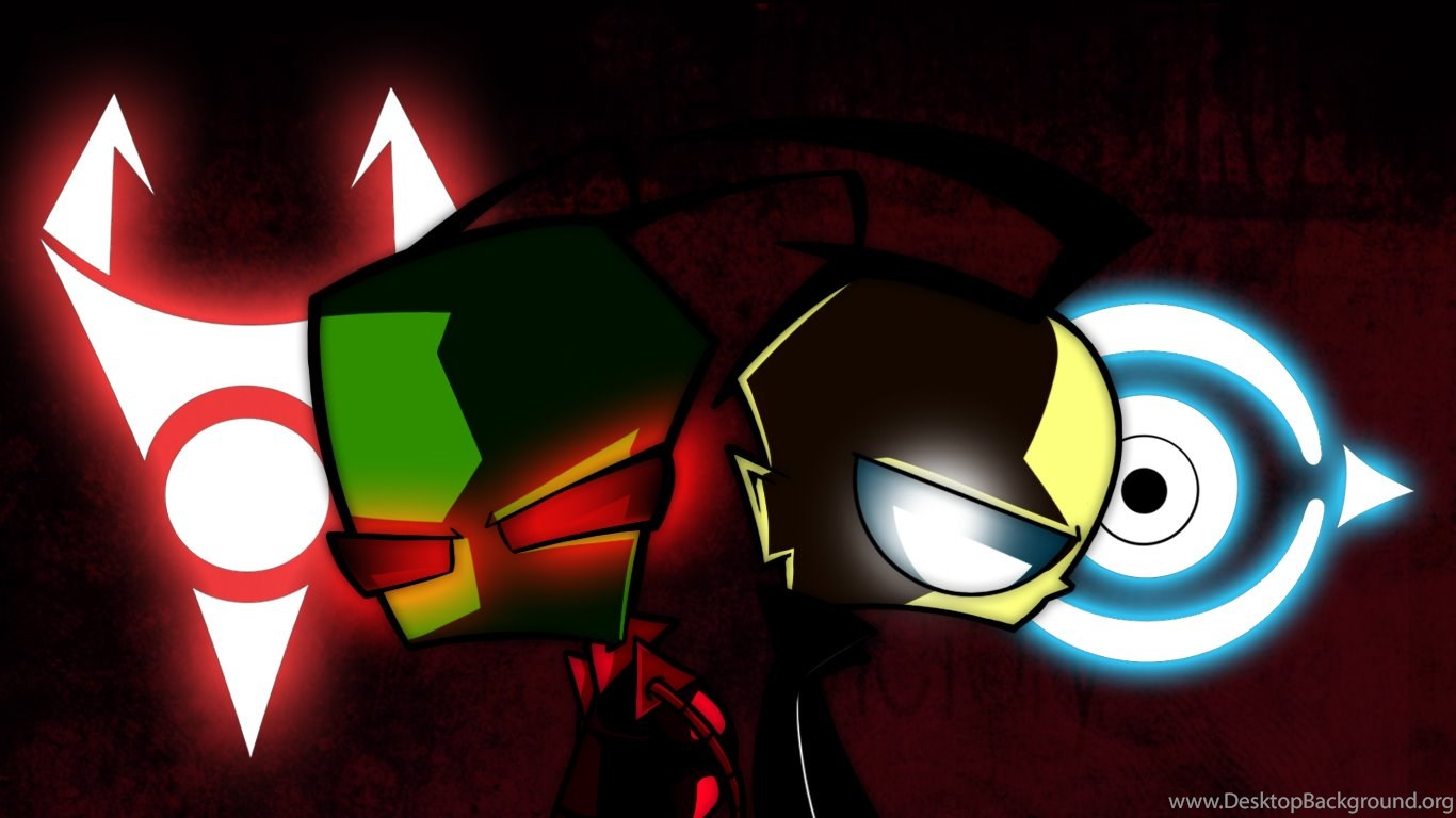 Invader Zim Desktop Backgrounds