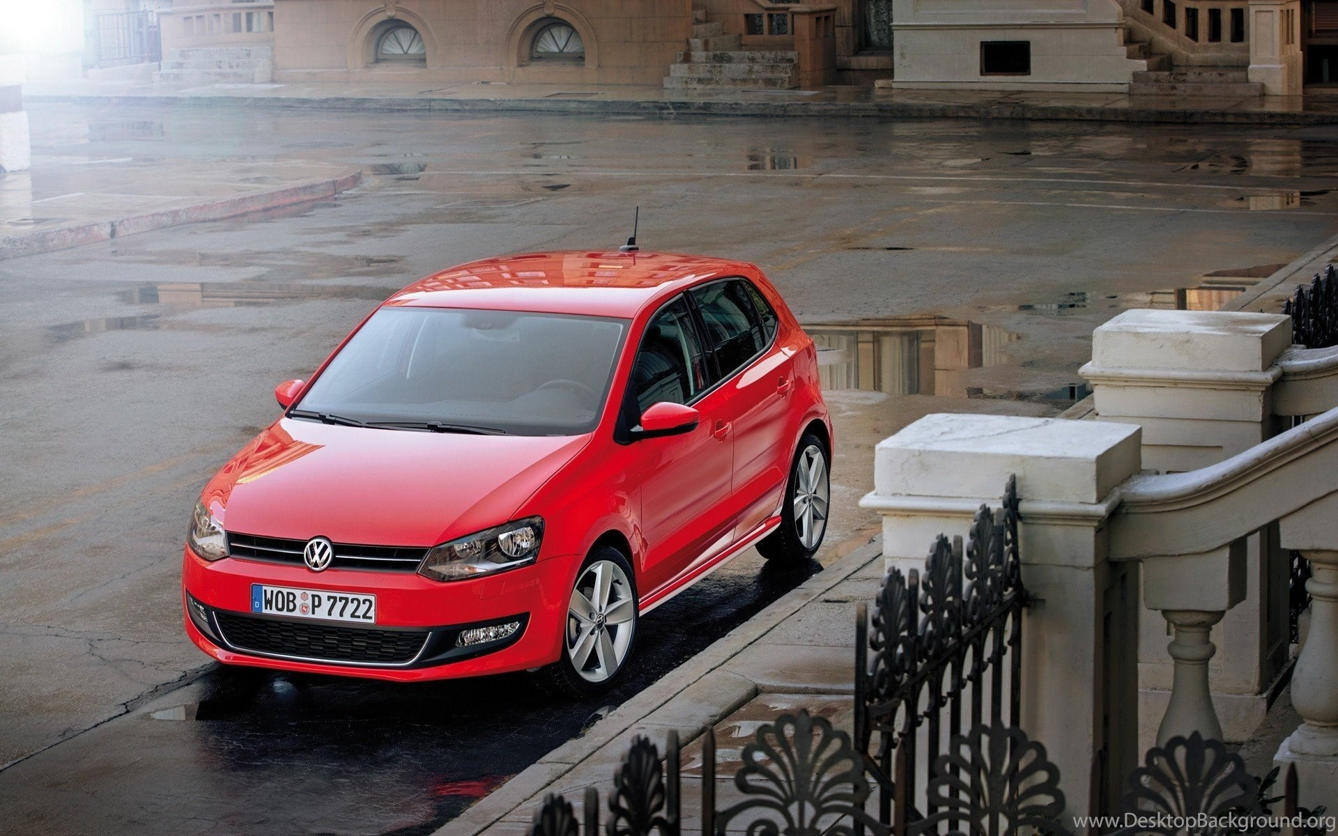 Great Volkswagen Polo Wallpapers Desktop Background