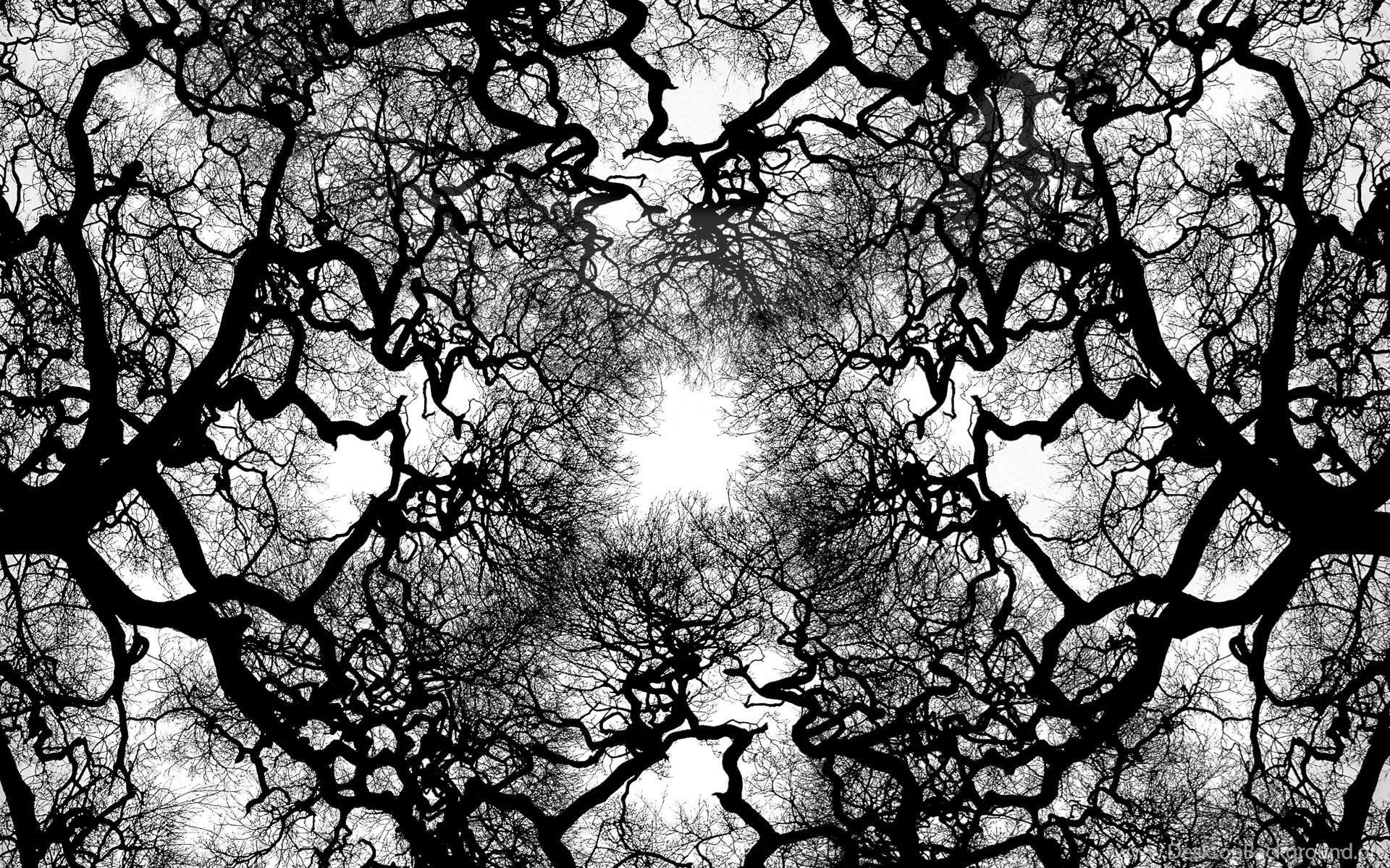 Cool Abstract Tree Wallpapers Desktop Background