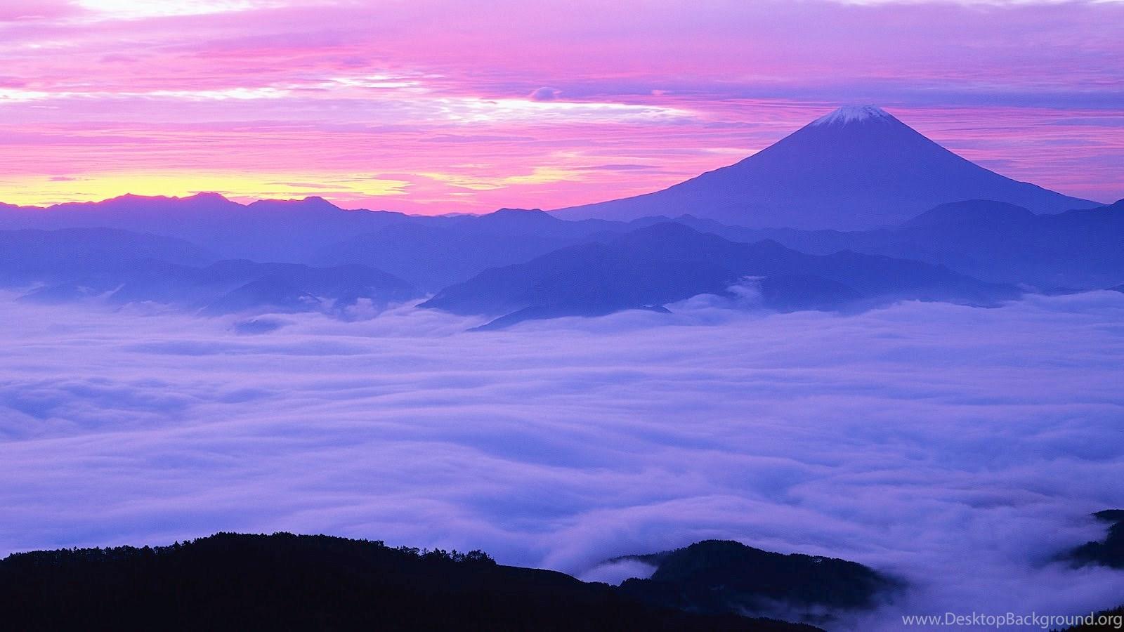 New Blog Pics Mt Fuji Wallpapers Hd Desktop Background