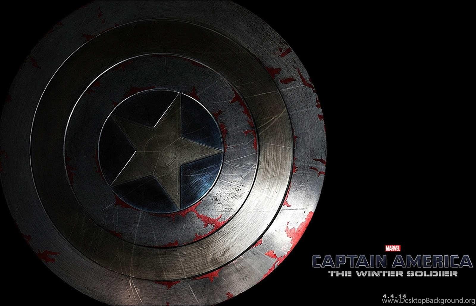 captain america shield wallpaper