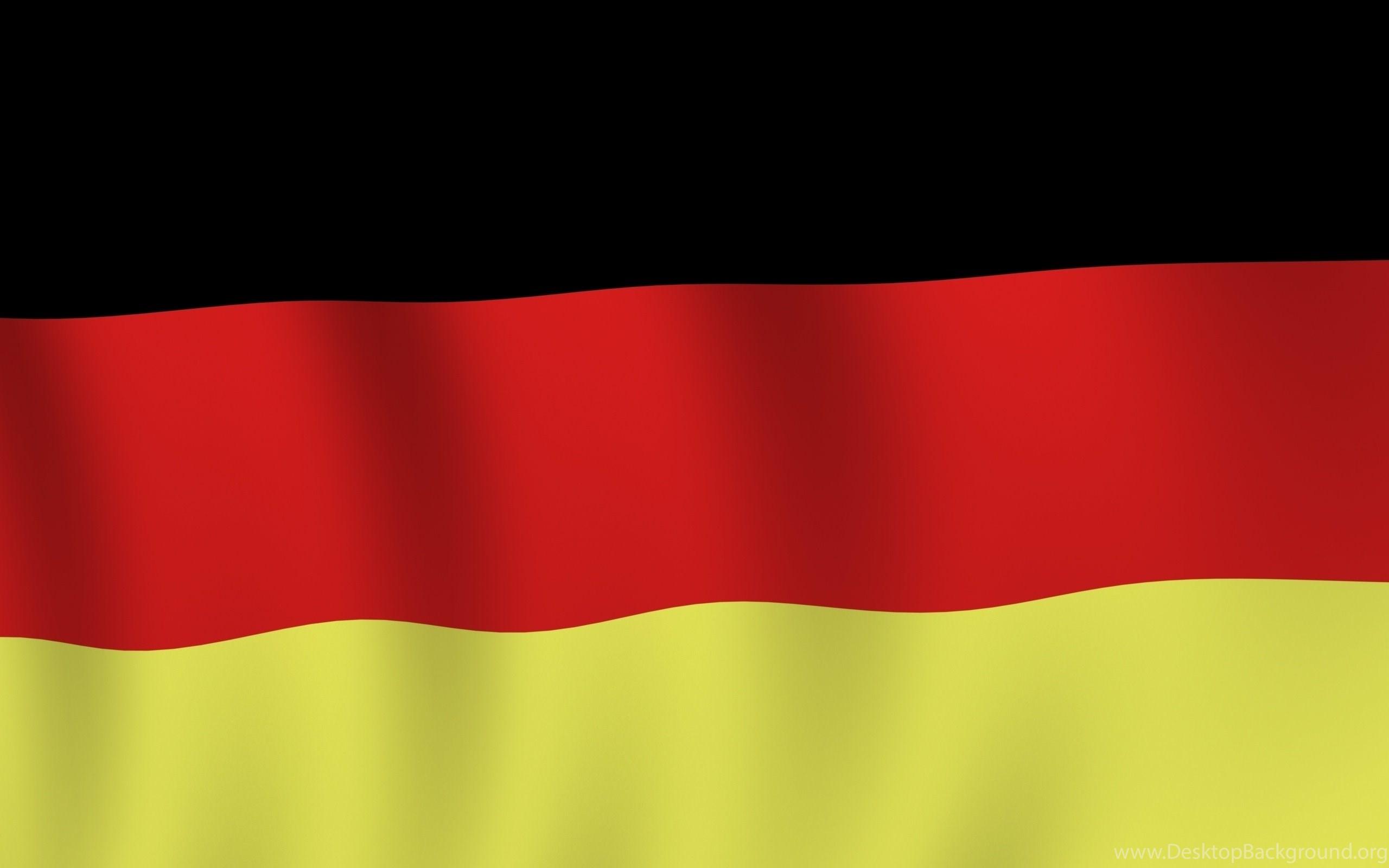Germany Flag Wallpapers 2560x1600 Desktop Background