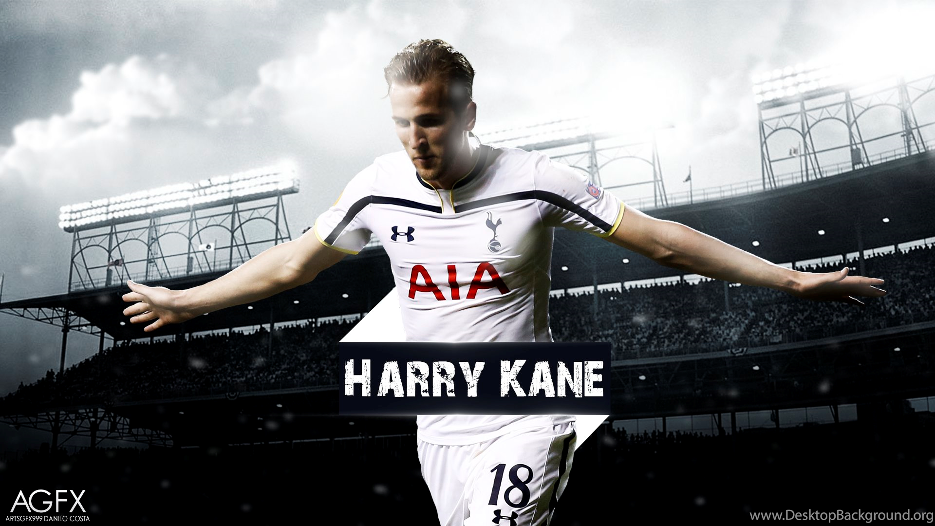 Harry Kane Wallpapers Desktop Background