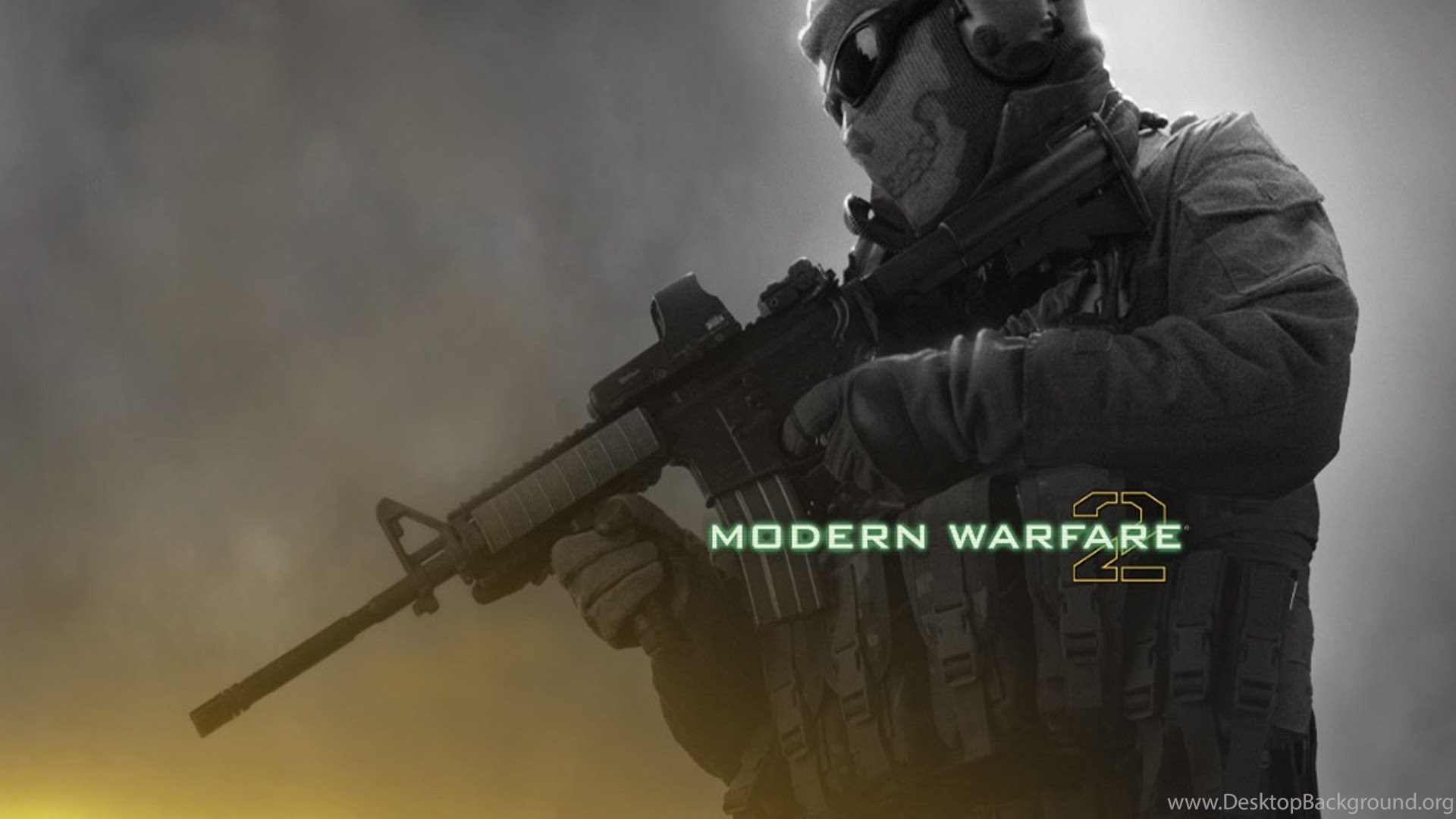 Game Call Of Duty Modern Warfare 2 Cool Wallpaper 1920x1080