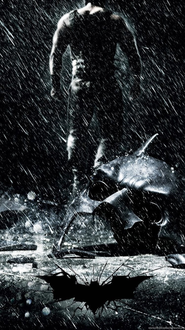 Batman The Dark Knight Rises 01 Iphone 6 Wallpapers Desktop Background
