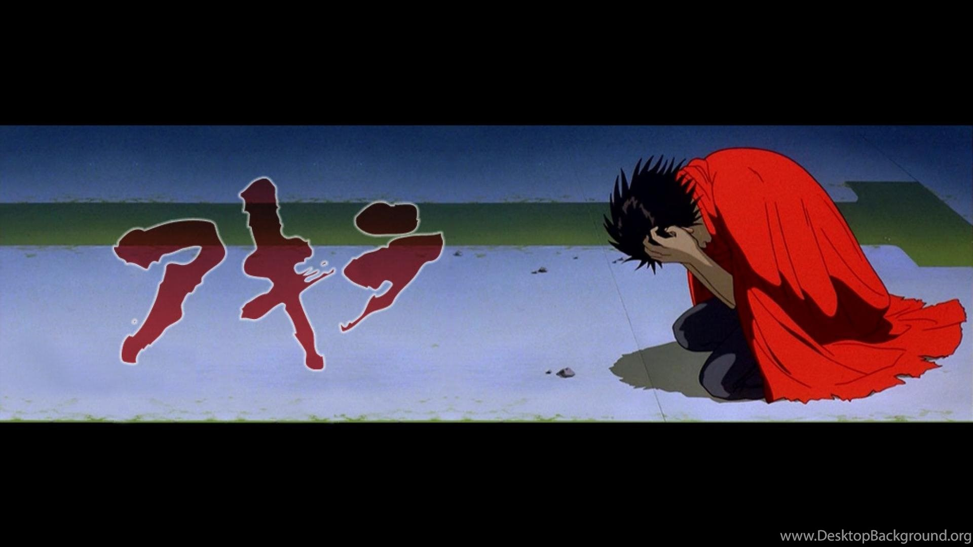 Akira hd онлайн