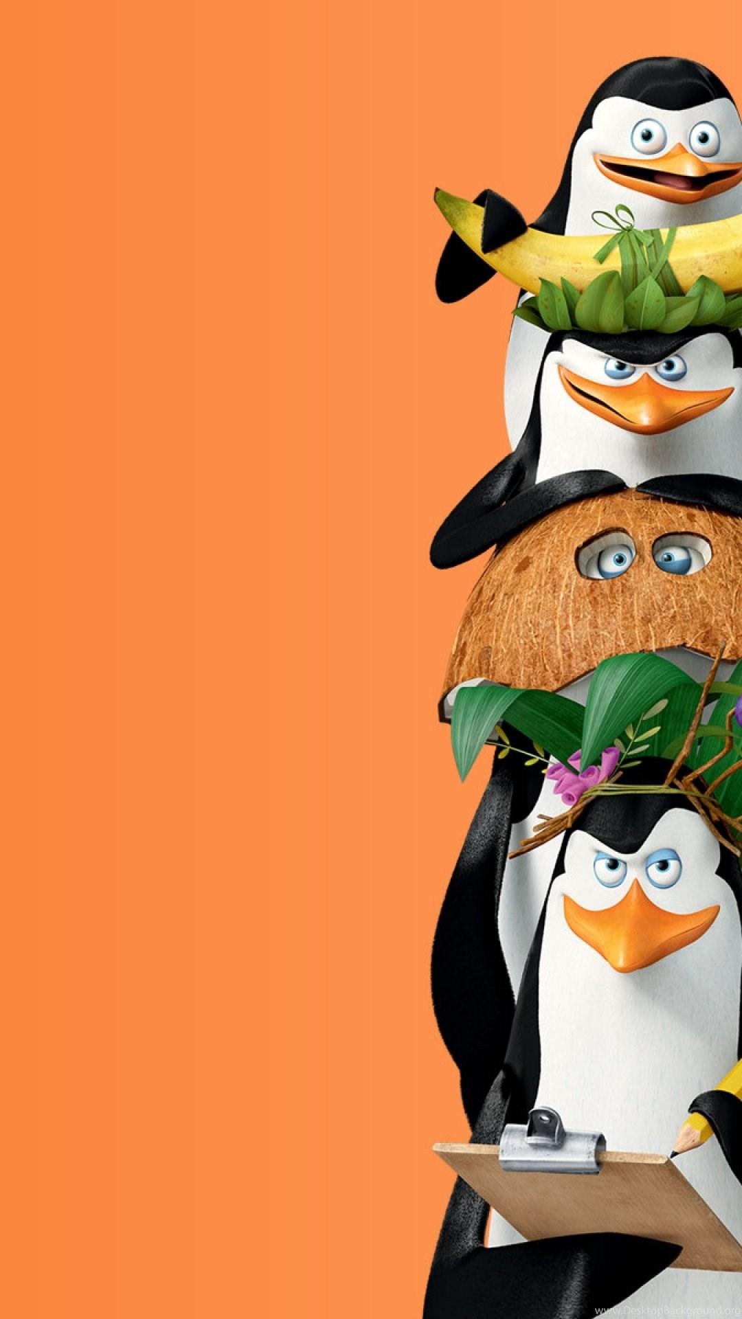penguins of madagascar s4 wallpapers desktop background