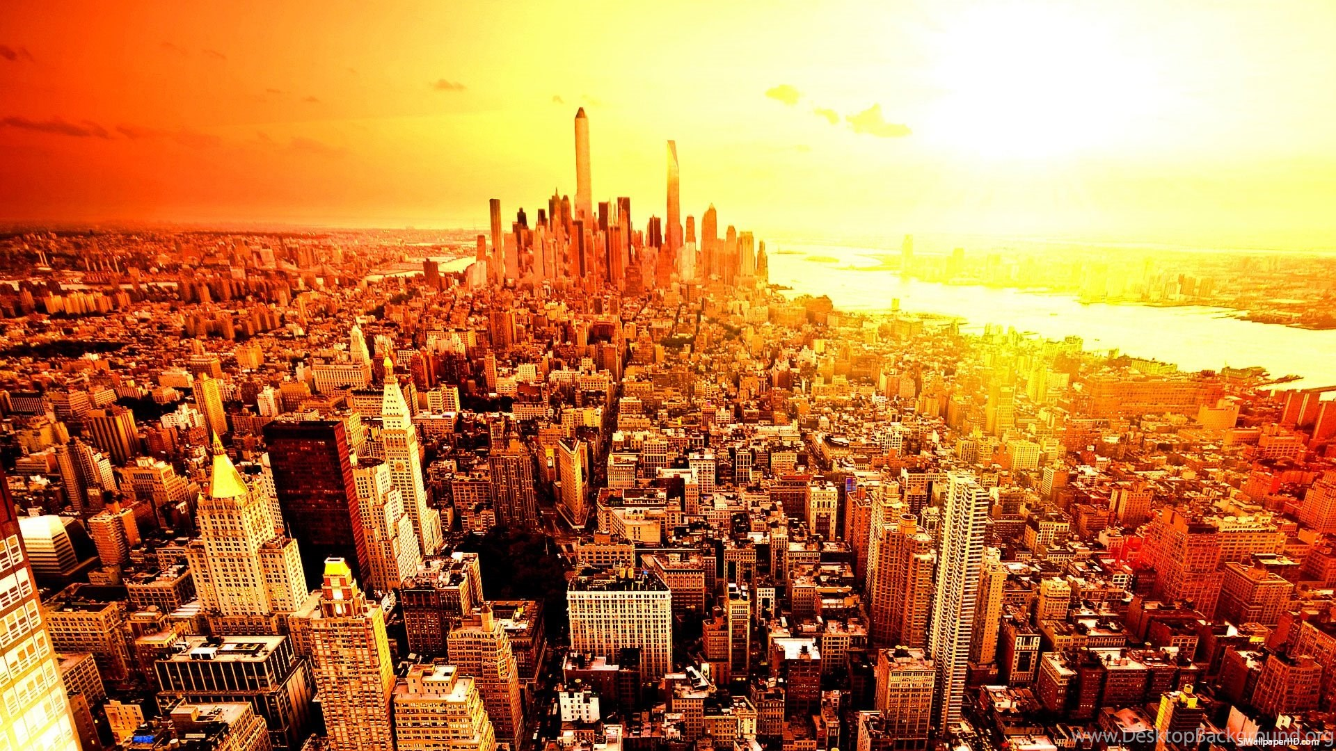 New York City Times Square Wallpapers Hd Wallpaper Backgrounds Desktop Background