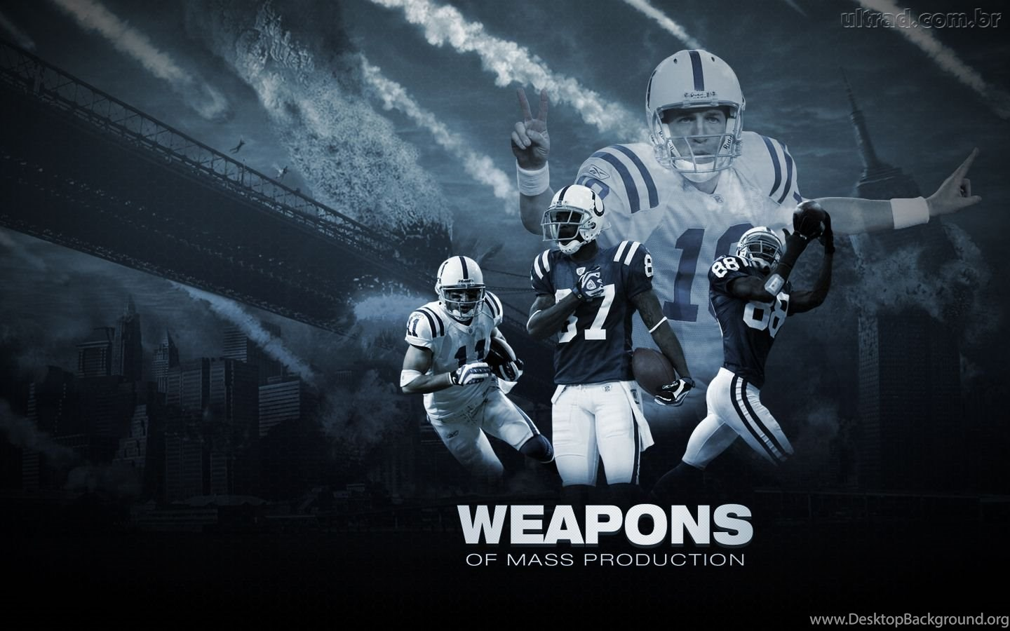 Indianapolis Colts Wallpapers Desktop Background