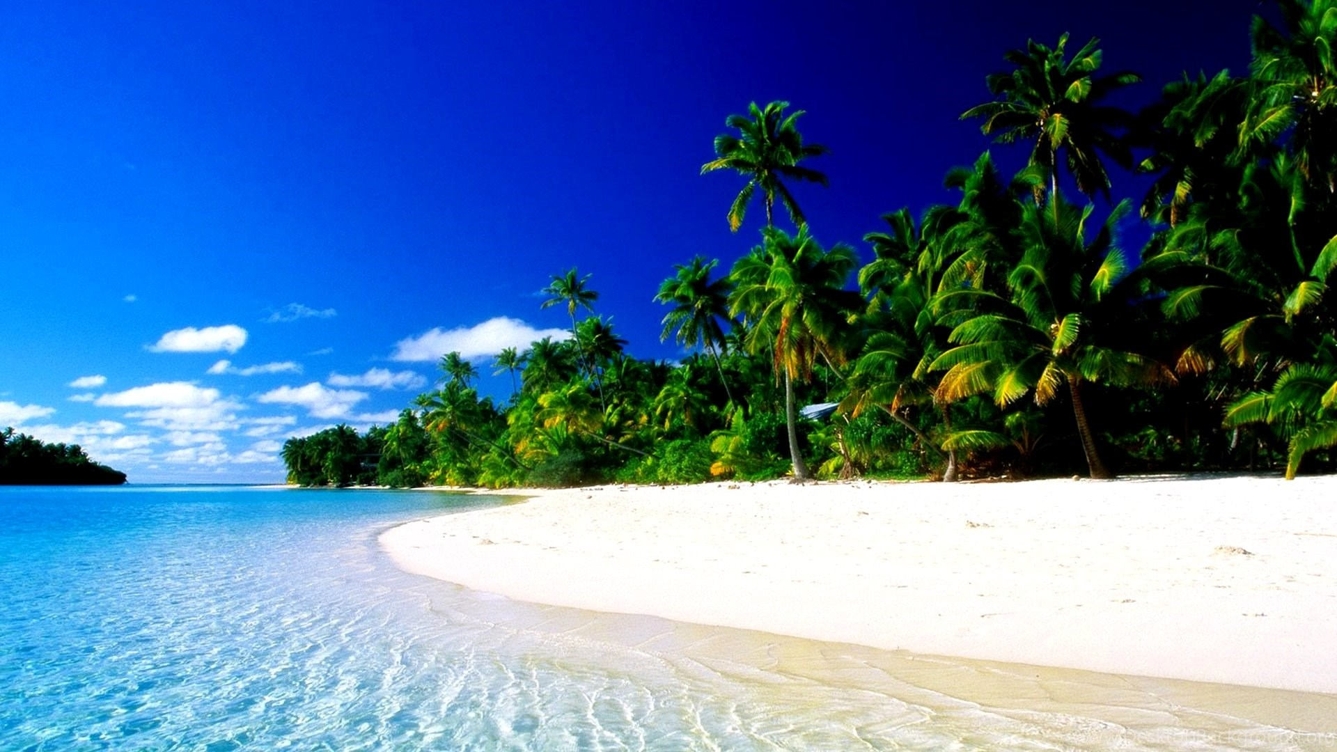 Tropical Paradise Wallpapers Desktop Background