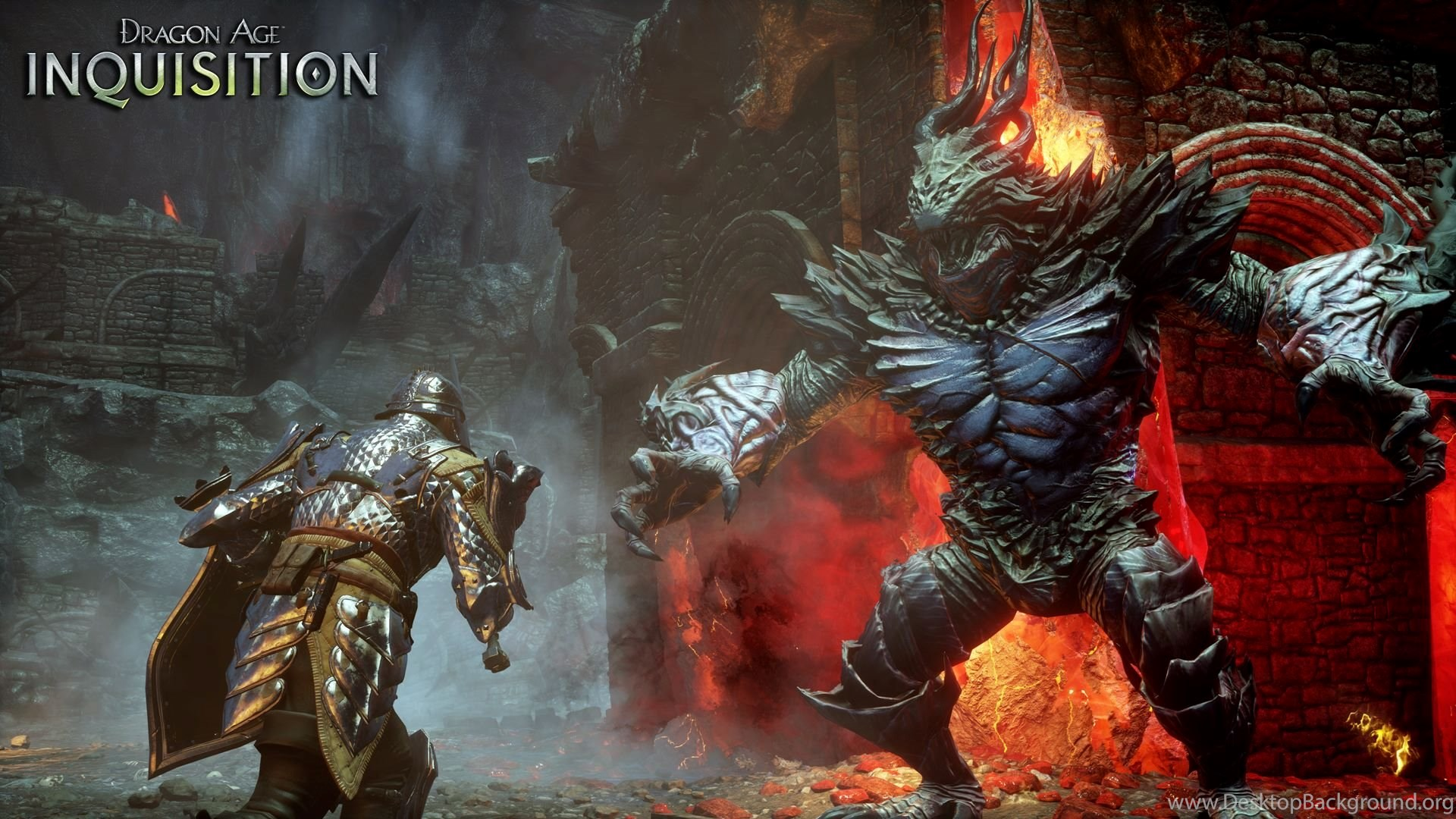 13 Quality Dragon Age Inquisition Wallpapers Video Games Desktop