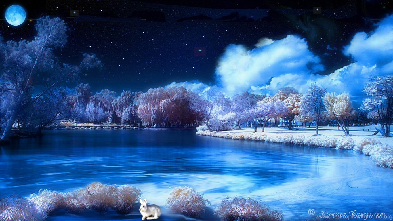 Winter desktop themes images desktop background - Hd wallpapers for windows 7 1366x768 nature ...