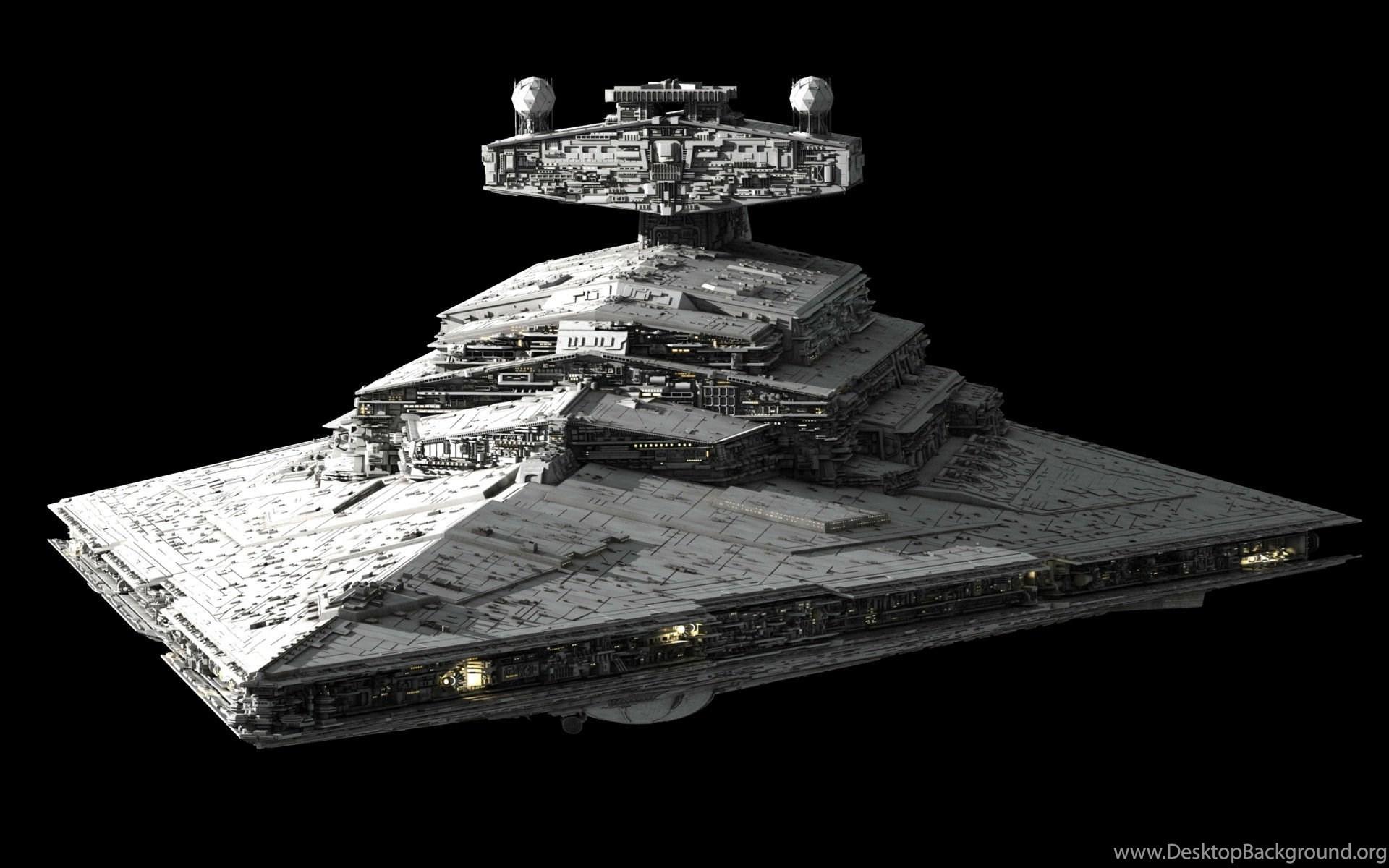 Star Destroyer Star Wars Spaceship Sci Fi Space Wallpapers Desktop Background