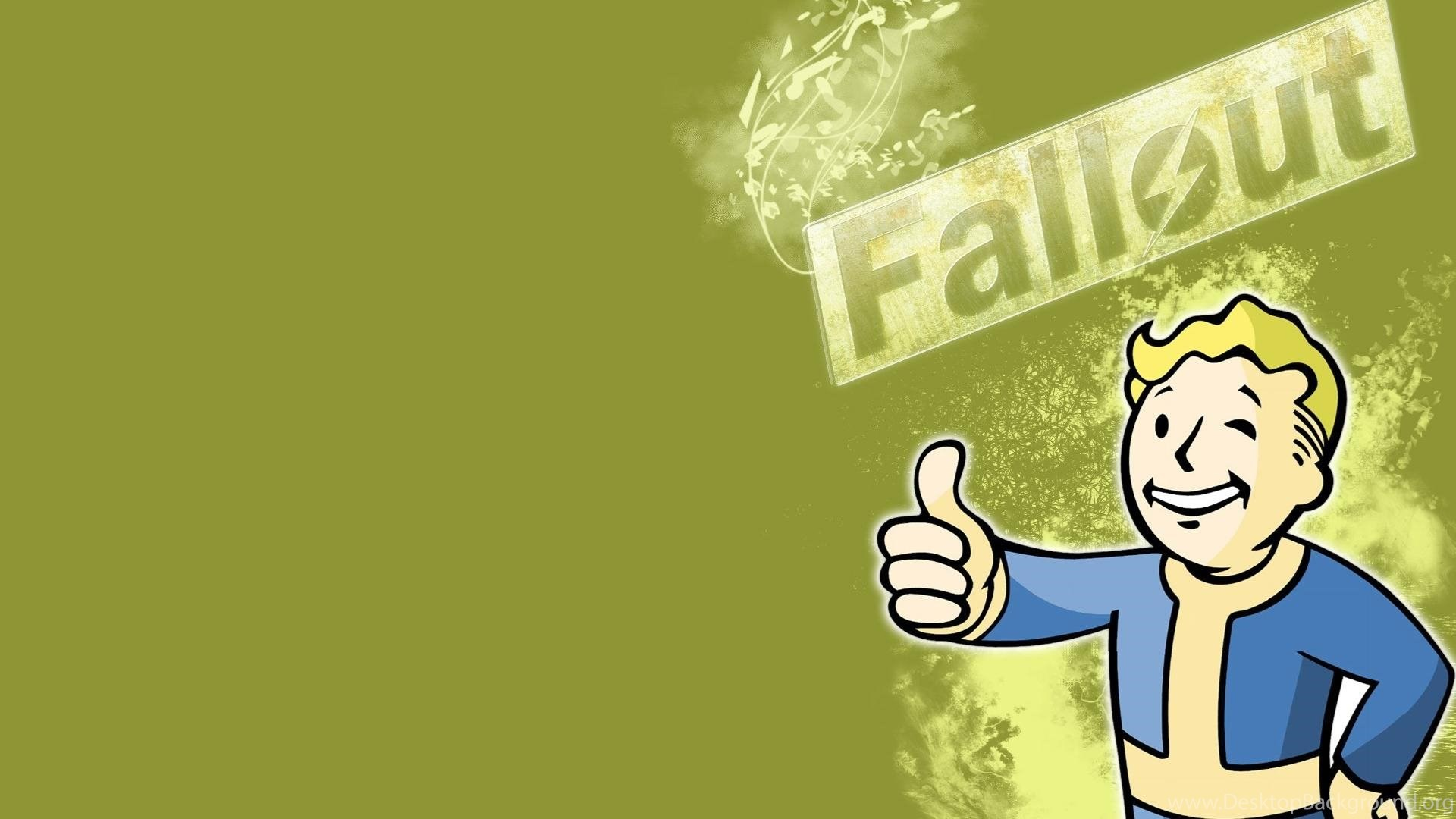 Abstract Fallout Pip Boy Wallpapers Desktop Background