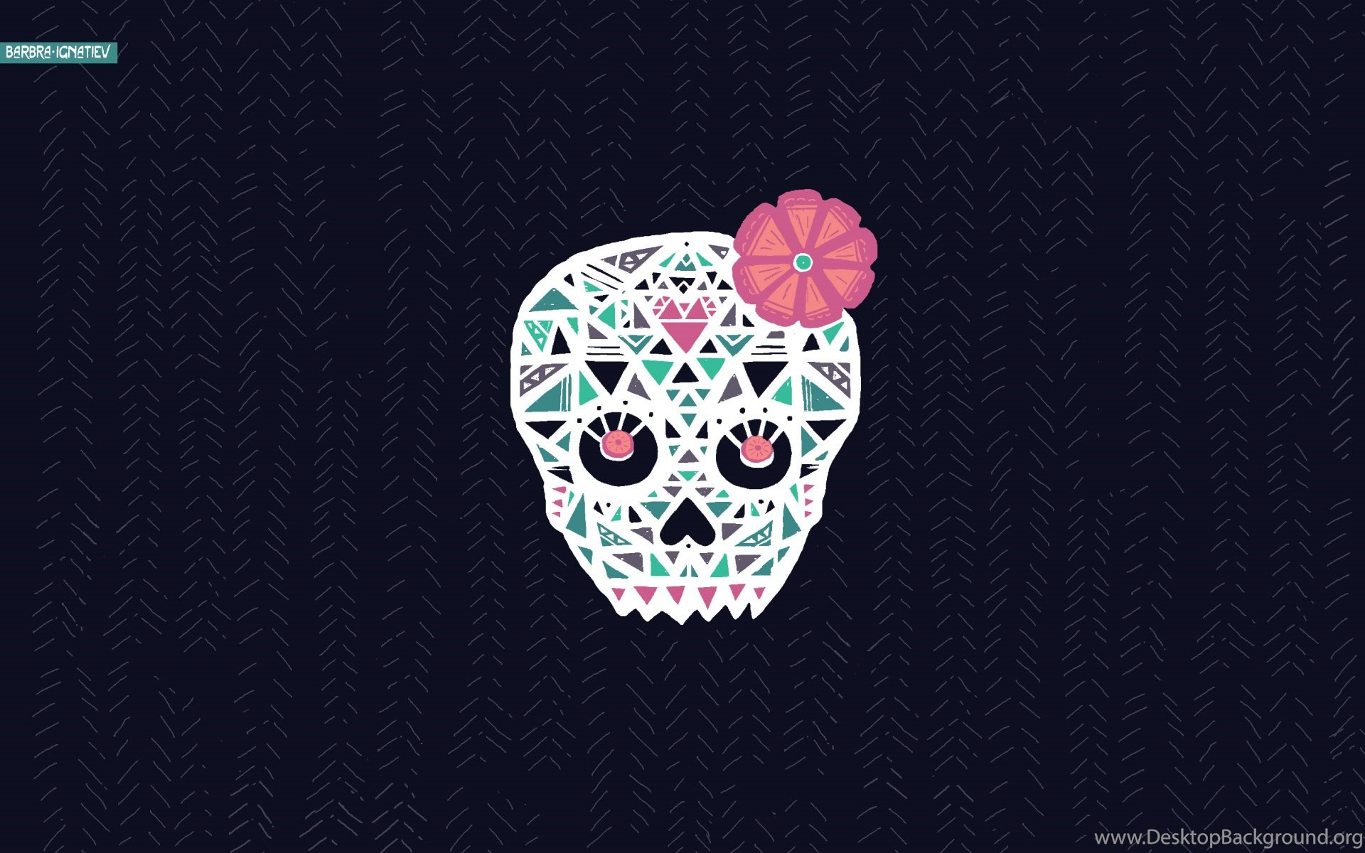 Sugar Skull Wallpapers Photo Desktop Background
