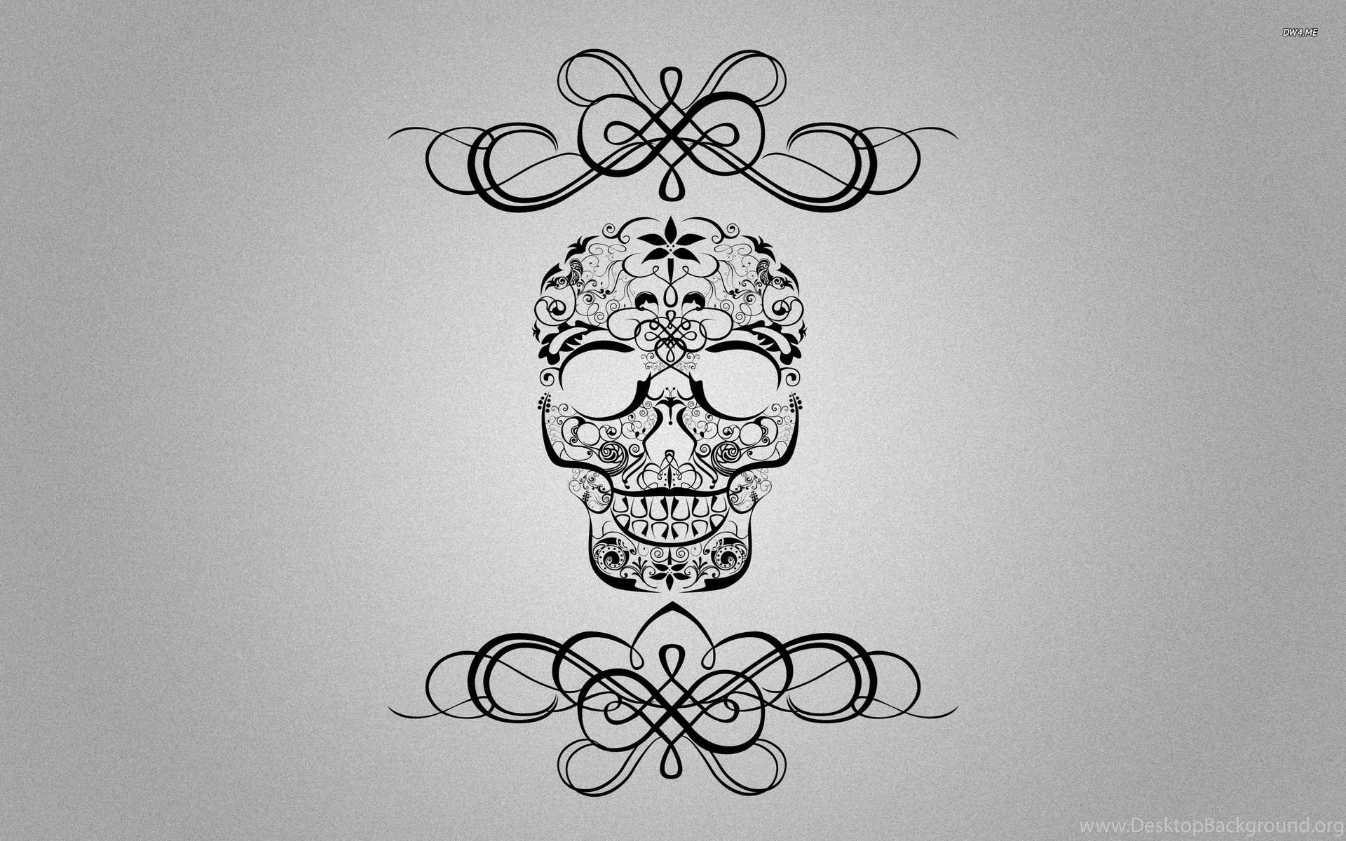 Sugar Skull Wallpaper Images Desktop Background