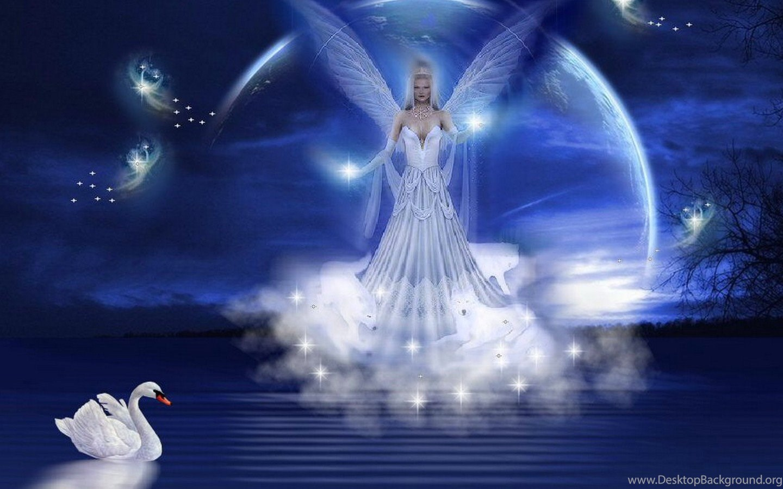 free download fantasy wallpapers angel desktop background