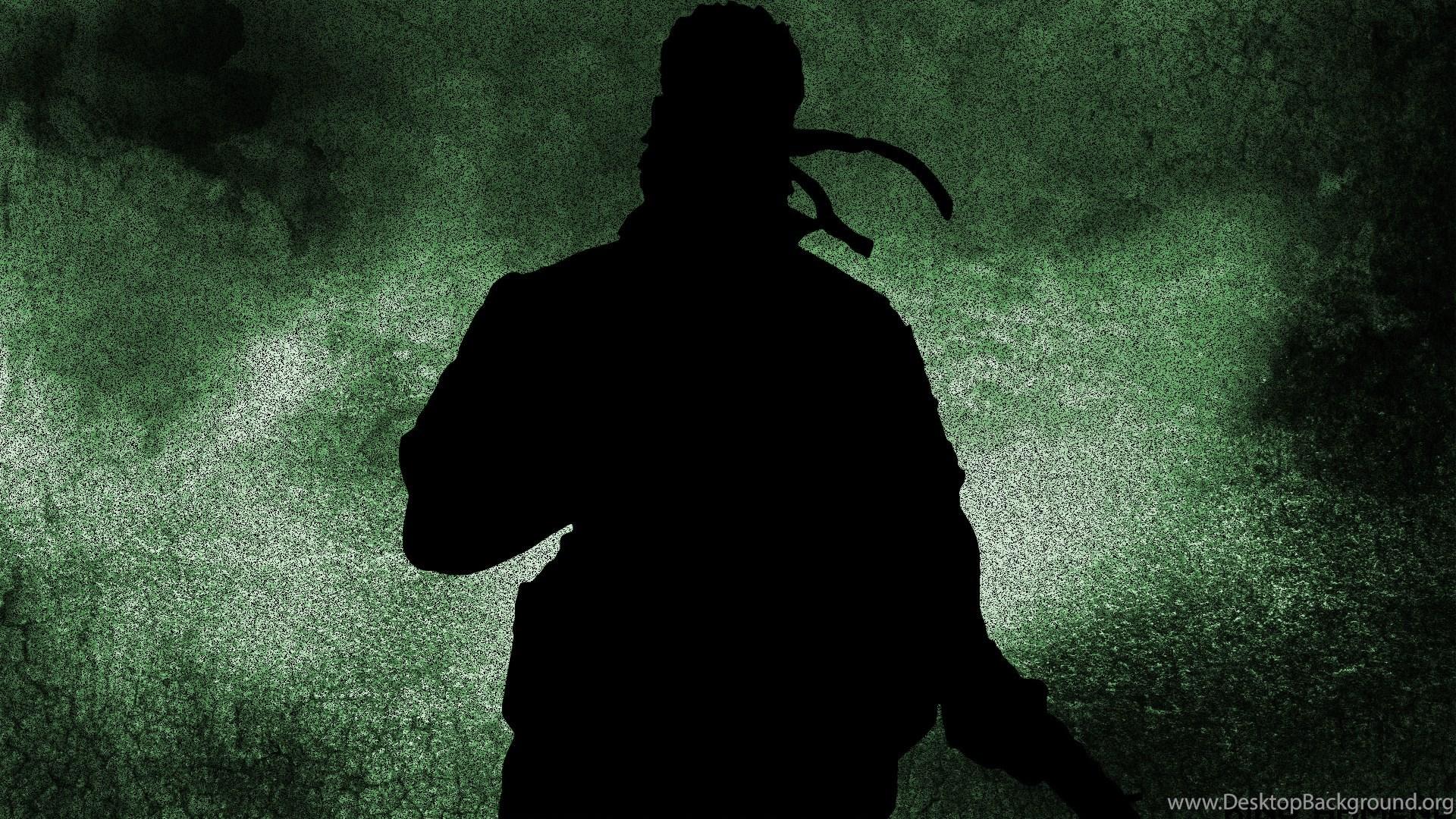 Metal Gear Solid Big Boss Wallpaper Itunes By Kingarmend On