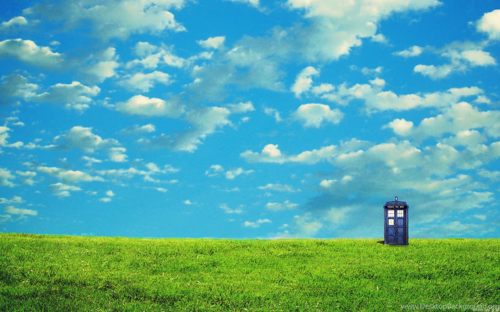 Tardis Backgrounds Landscape Art Full Hd Desktop Wallpapers Wallinda Desktop Background