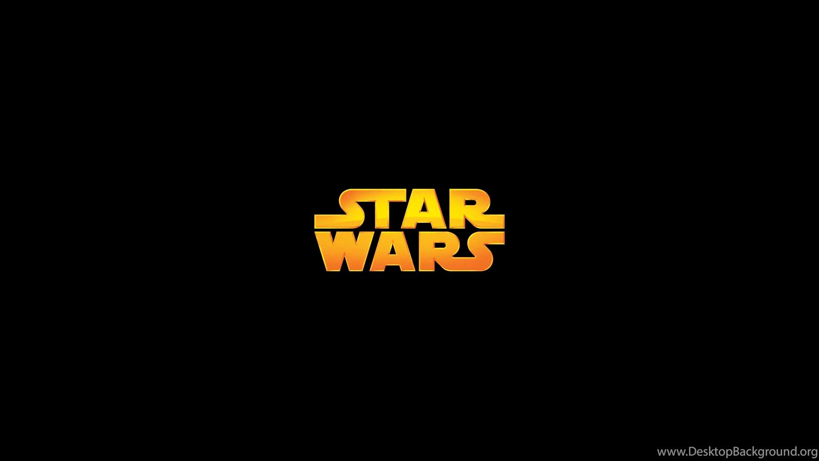 Star Wars Logo Wallpapers Wallpapers Cave Desktop Background
