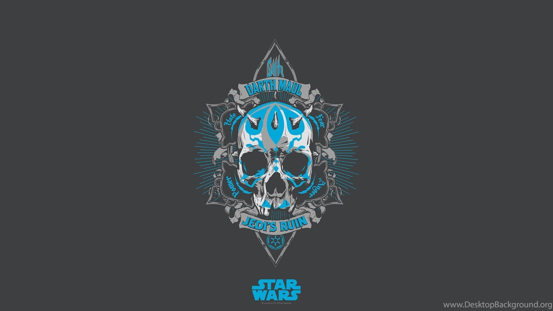 736588 star wars logo darth maul jedi sith wallpapers hd