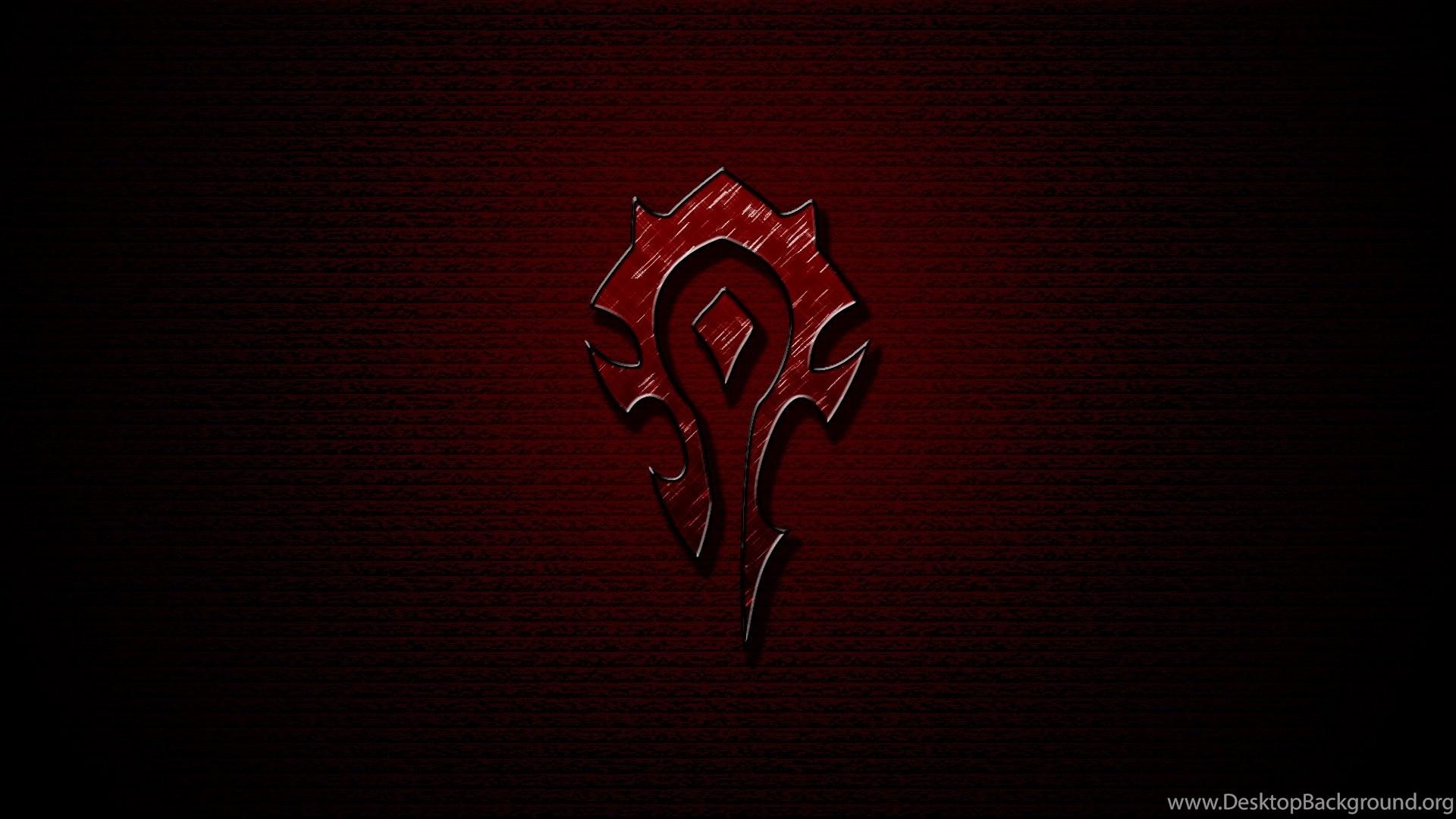 Wow Horde Backgrounds Hellsgamers Desktop Background