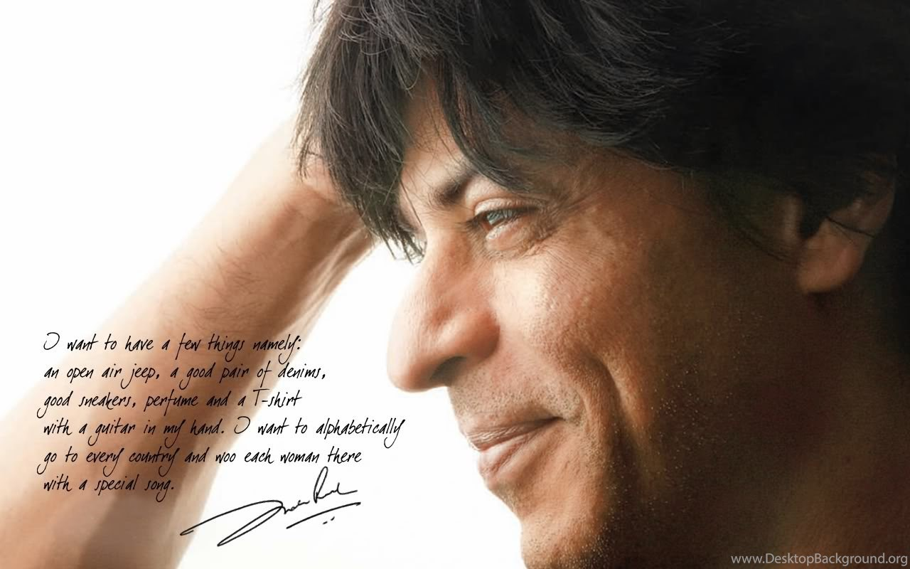 shahrukh khan desktop wallpapers desktop background