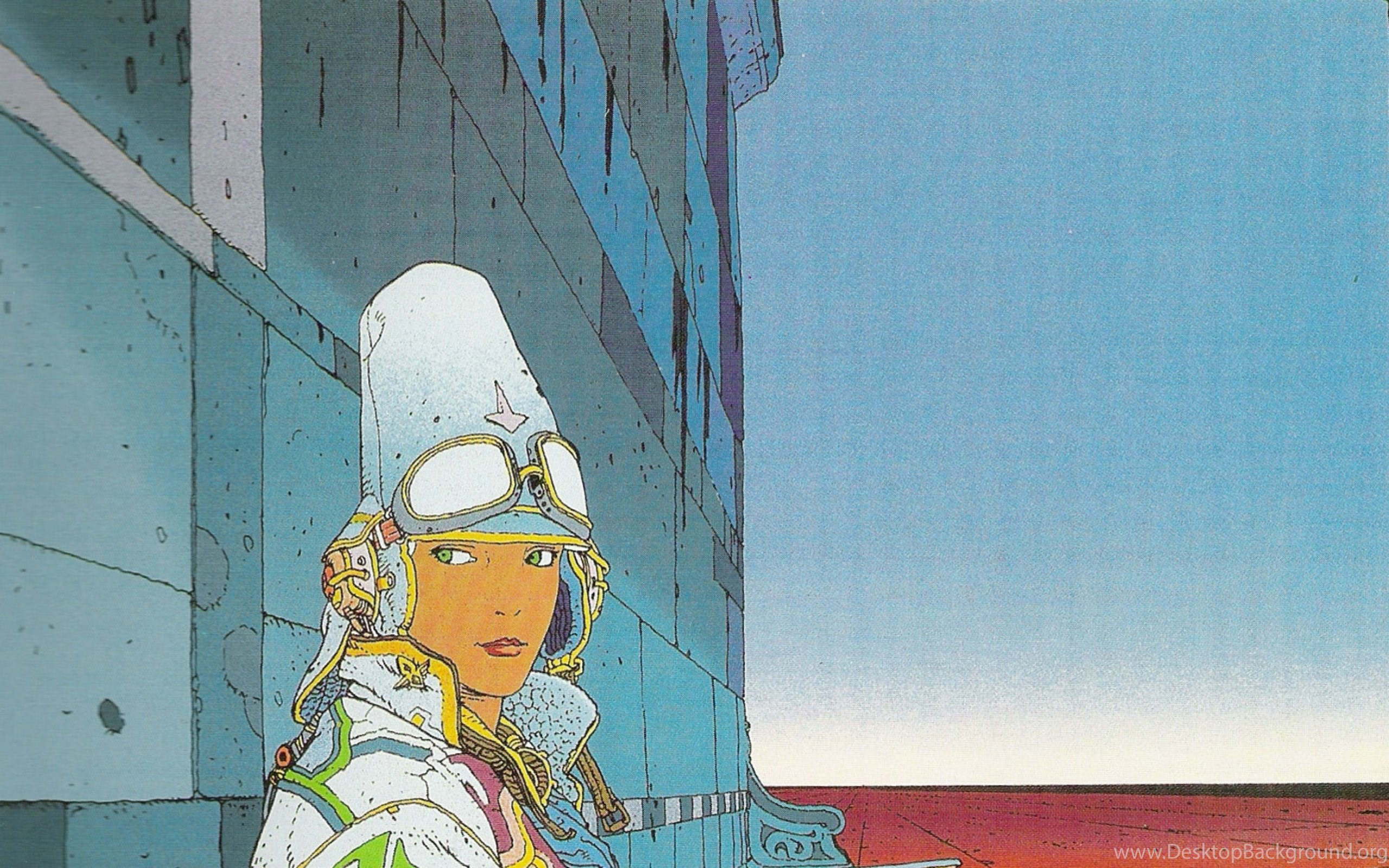 Download Wallpapers, Download 2560x1600 Moebius 1391x2008 .