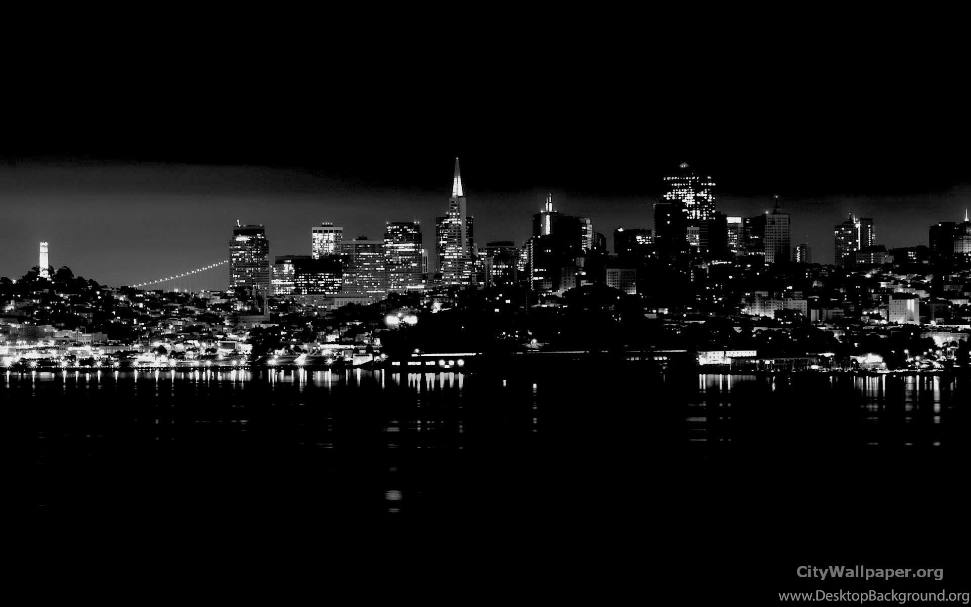 Balck And White Wallpaper: Black And White City Wallpapers Wallpapers HD Wide Desktop