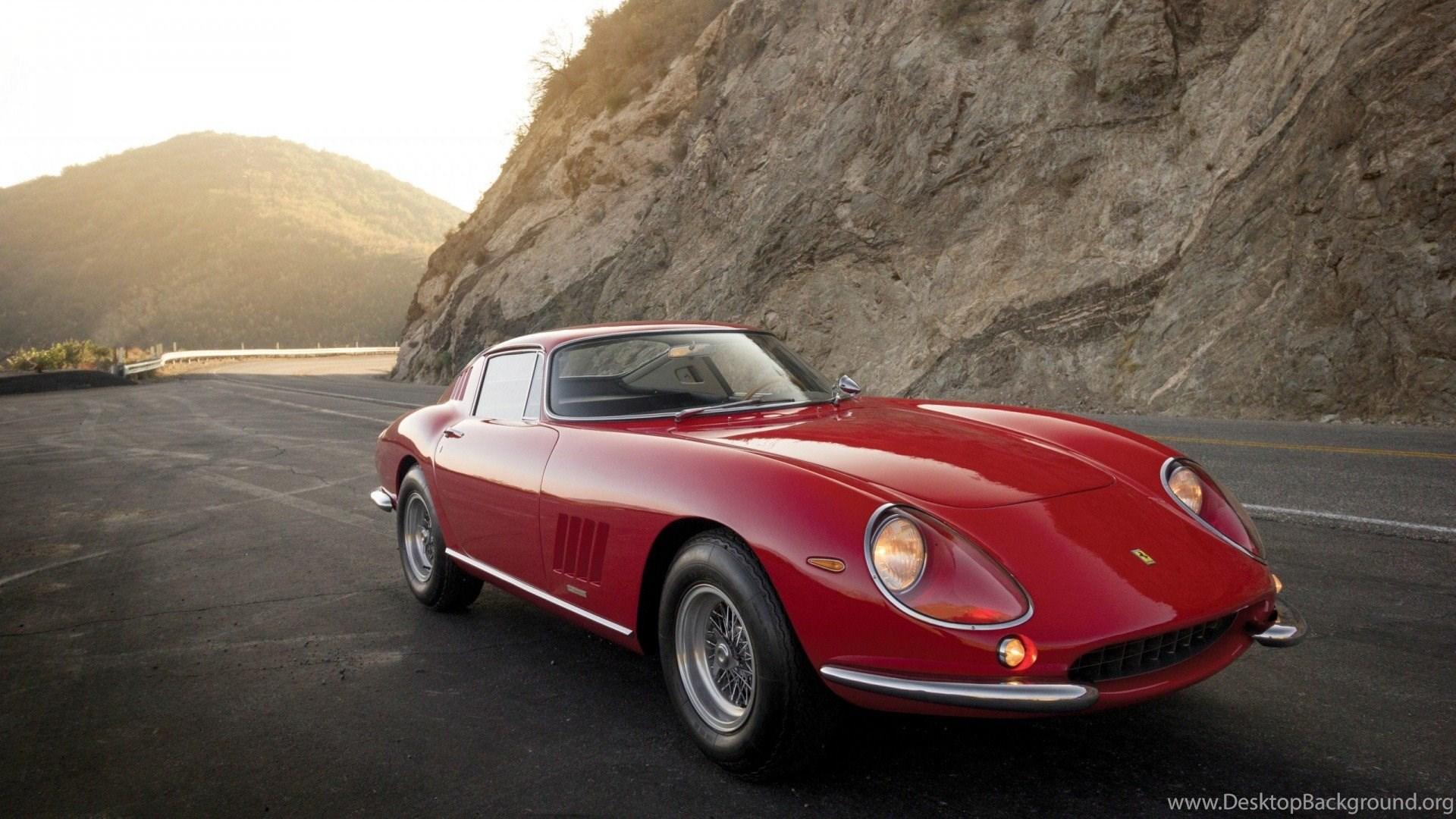 Ferrari 275 Gtb Classic Car Wallpapers For Desktop Mobile Desktop Background