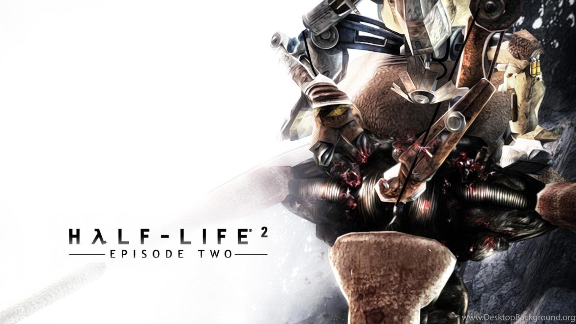 Half Life 2 Wallpapers Desktop Background
