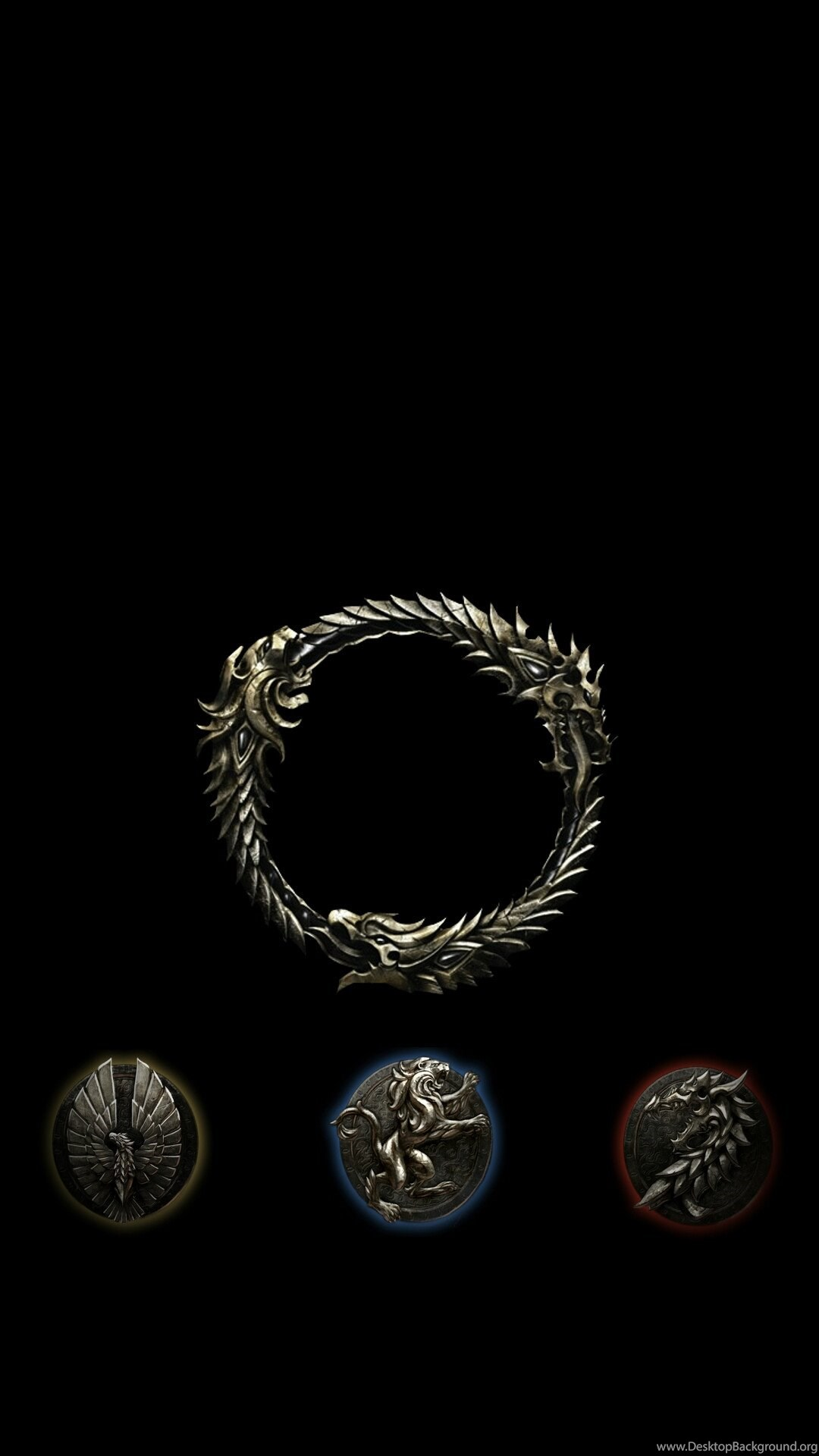 Simple Phone Wallpapers I Made To Celebrate The Launch Happy Eso