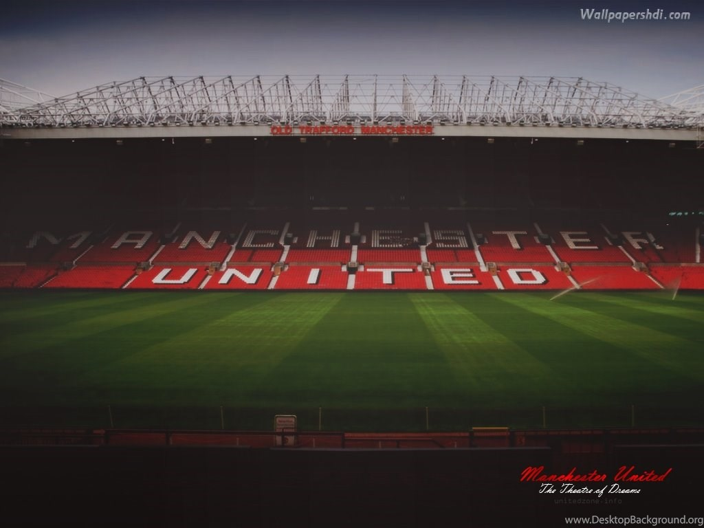 Wallpapers Manchester United Stadium Hd For Free Backgrounds Desktop Background