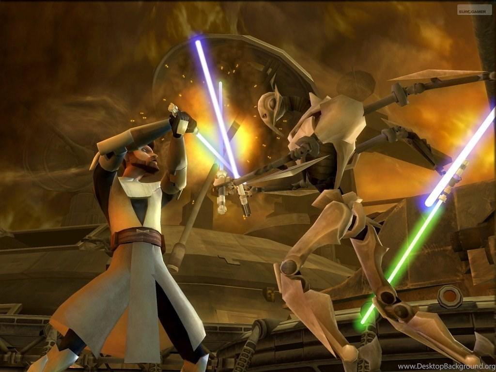 Star Wars The Clone Wars Lightsaber Duels Desktop Wallpapers Desktop Background