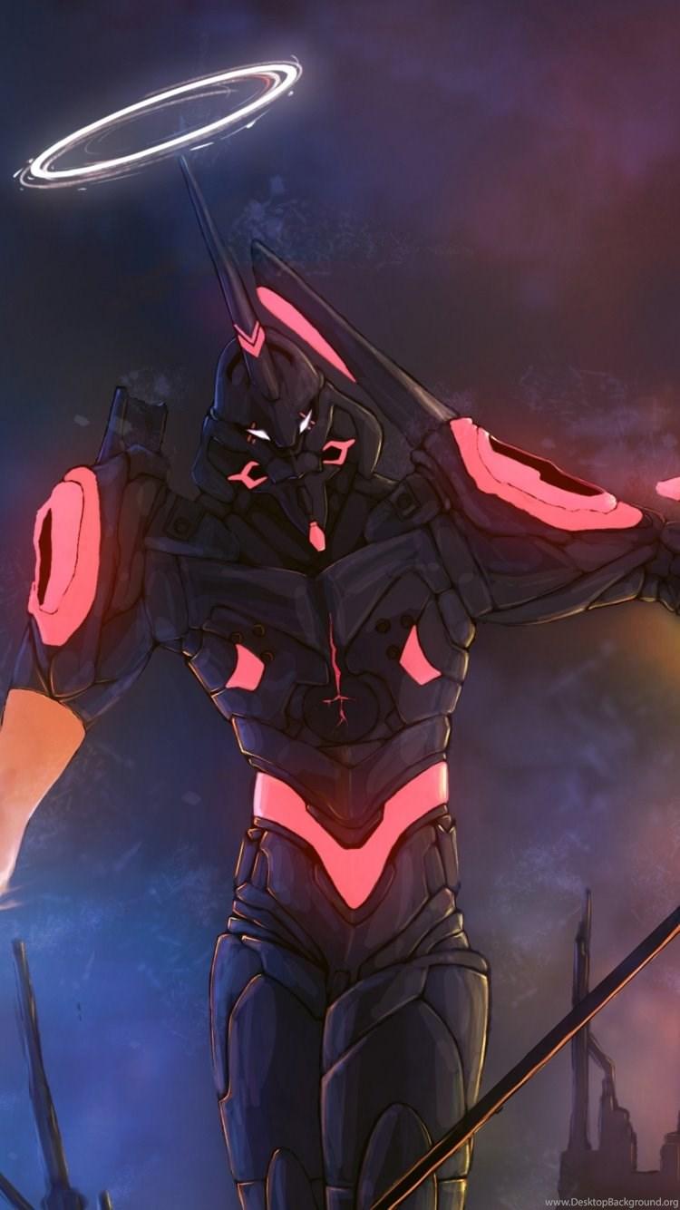 iPhone 6 Anime/Neon Genesis Evangelion ...