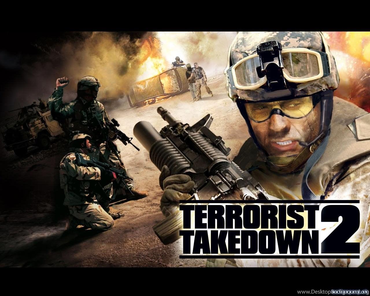 Terrorist Takedown 2 US Navy Seals Wallpapers 1 Desktop Background