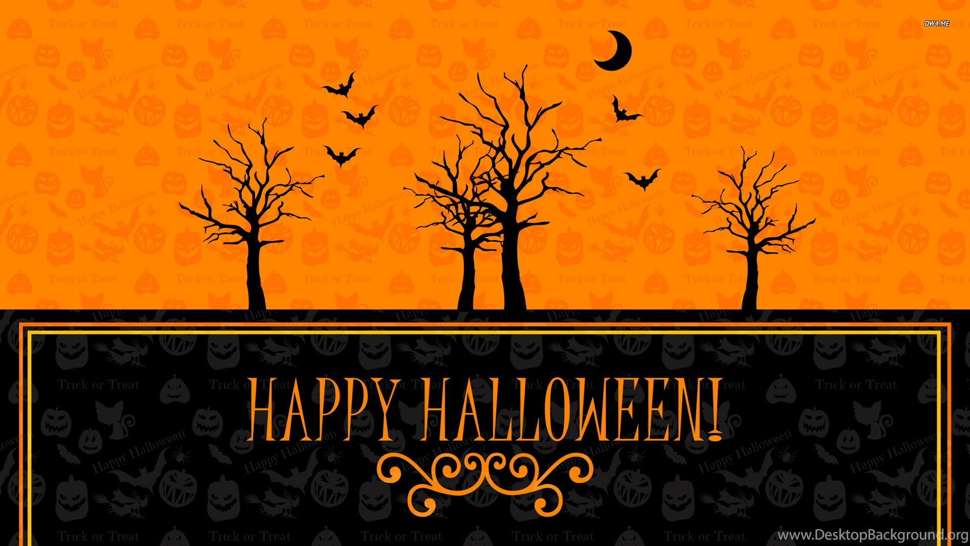 cover backgrounds happy halloween wallpapers hd desktop background