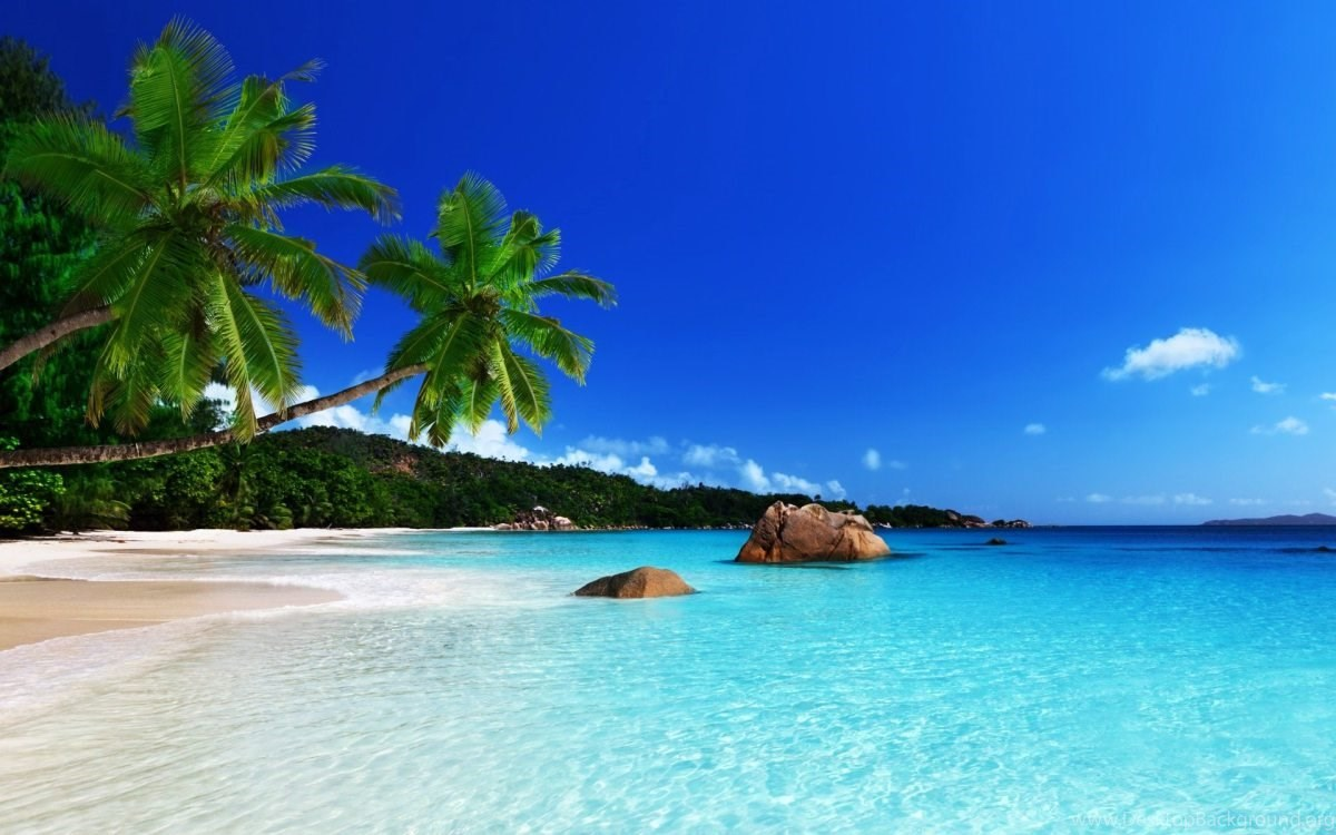 Tropical Island Backgrounds: Tropical Island Backgrounds Hd Backgrounds (1) Desktop