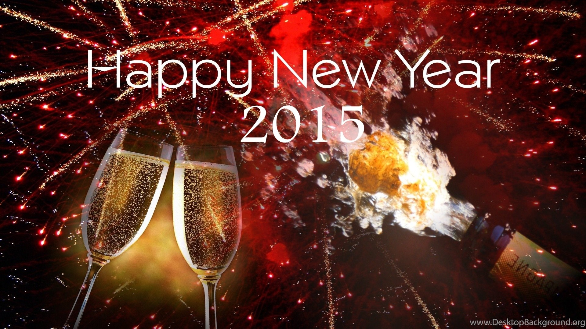 Happy New Year 2015 Free Hd Wallpapers New Year Greetings Desktop